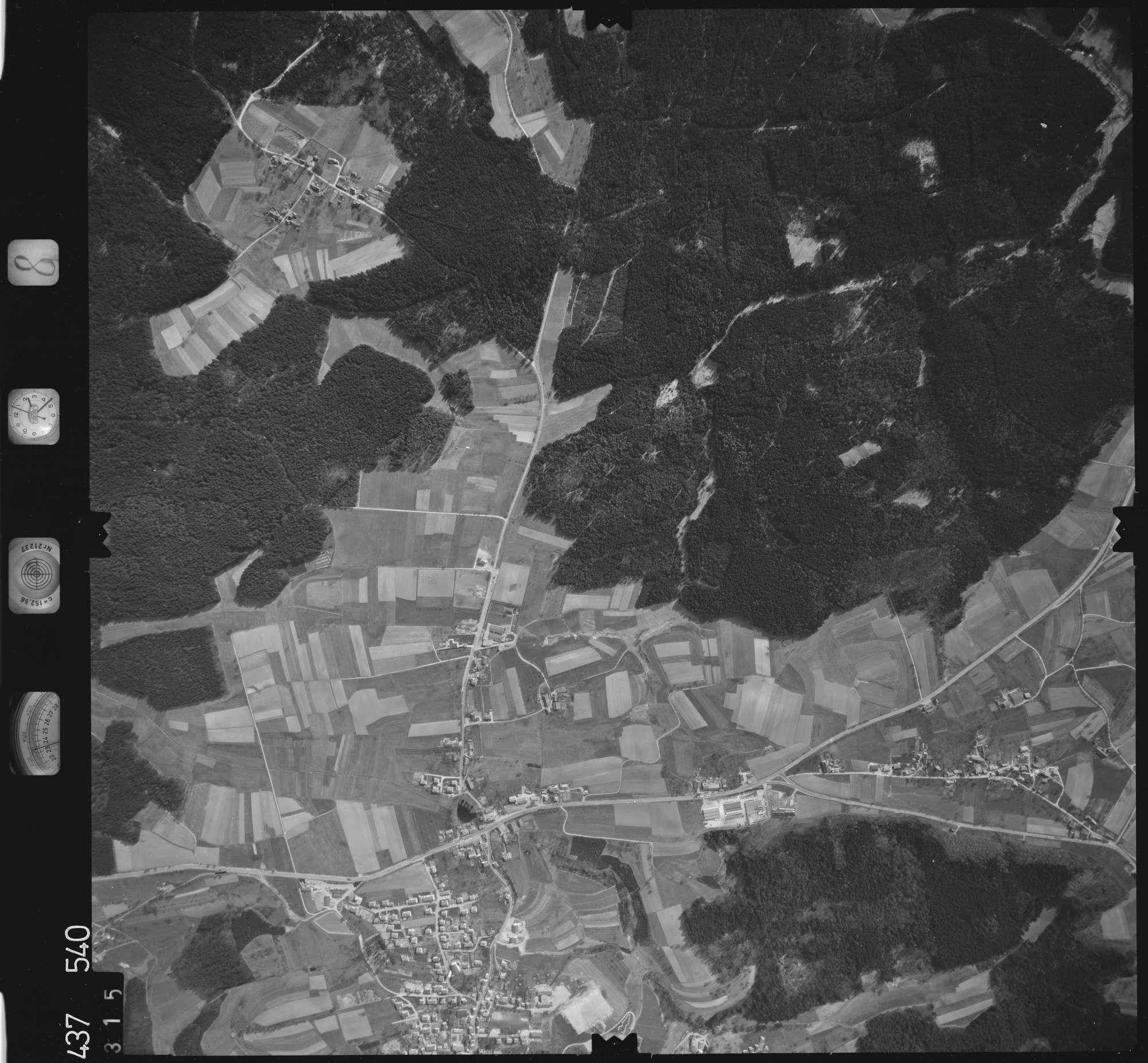 Luftbild: Film 8 Bildnr. 315, Bild 1
