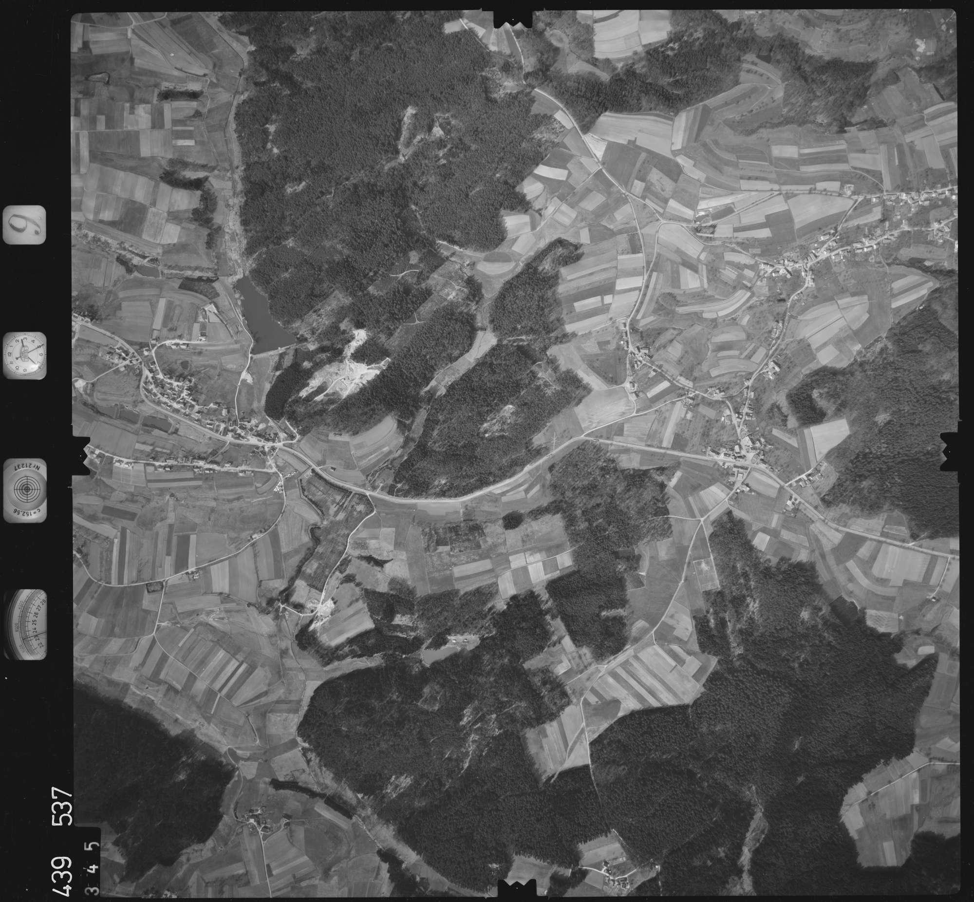 Luftbild: Film 9 Bildnr. 345, Bild 1
