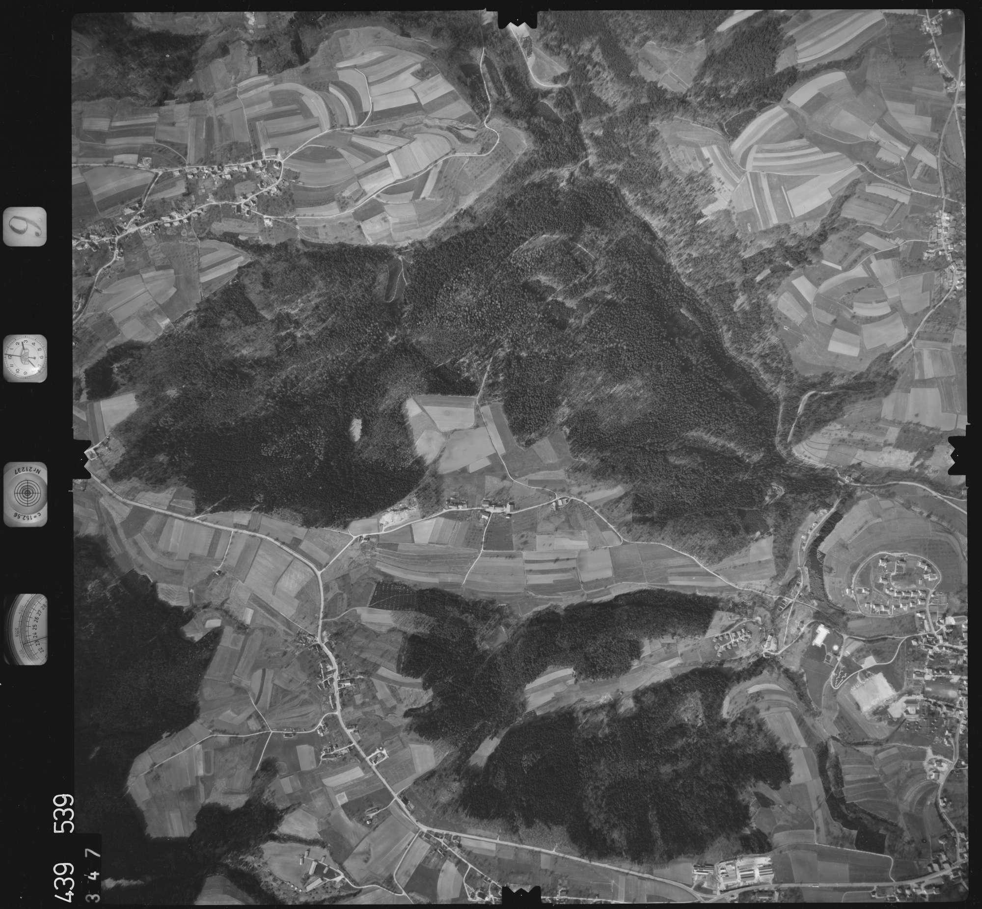 Luftbild: Film 9 Bildnr. 347, Bild 1