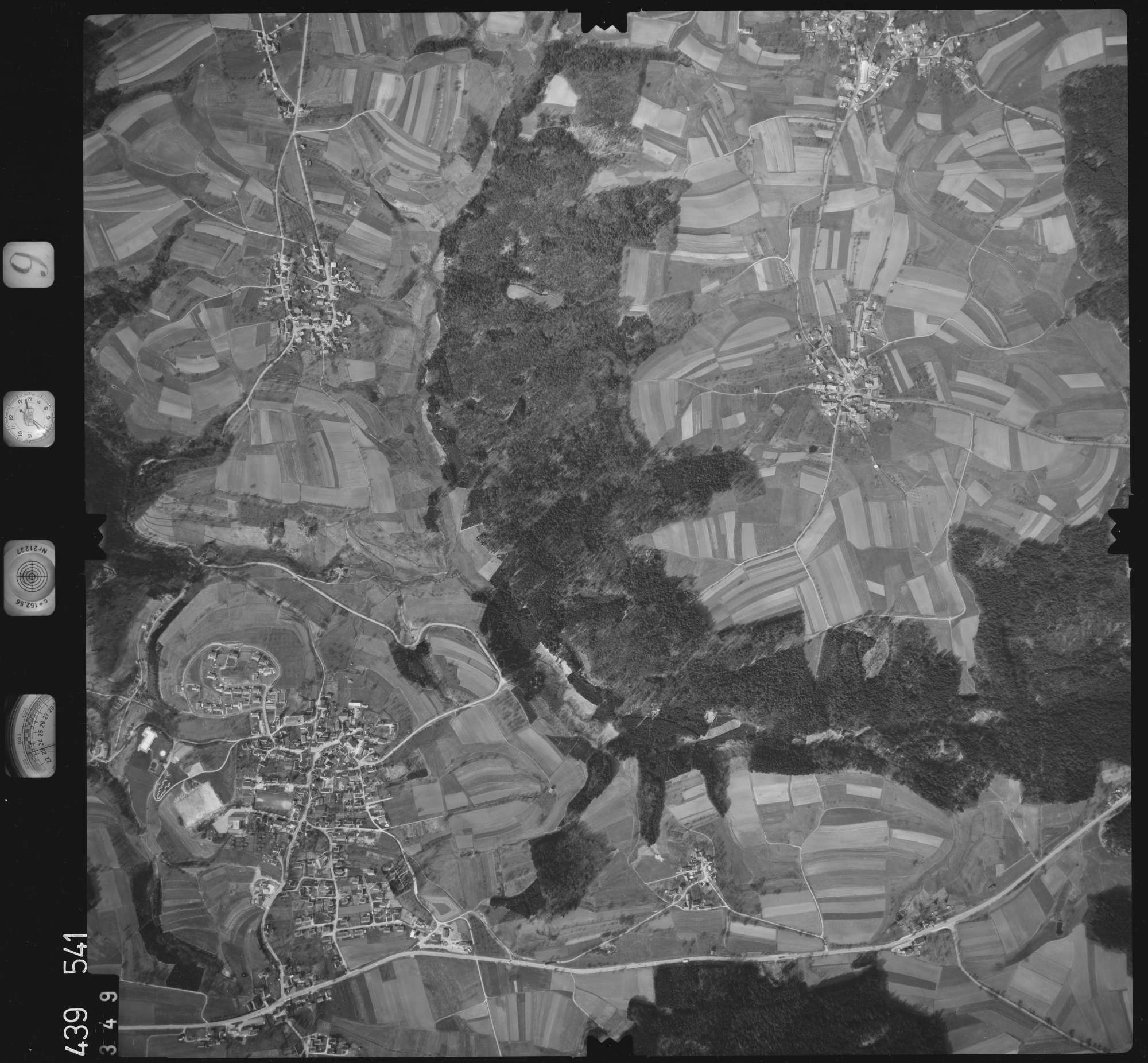 Luftbild: Film 9 Bildnr. 349, Bild 1