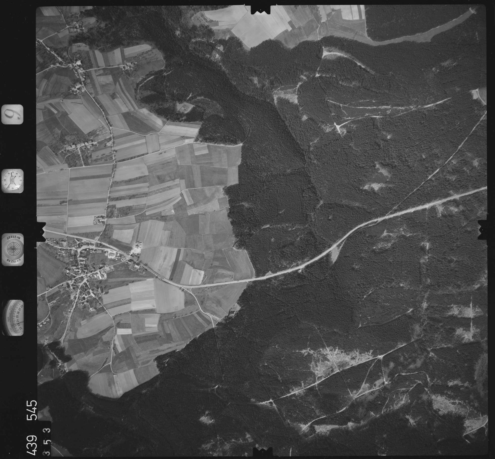 Luftbild: Film 9 Bildnr. 353, Bild 1
