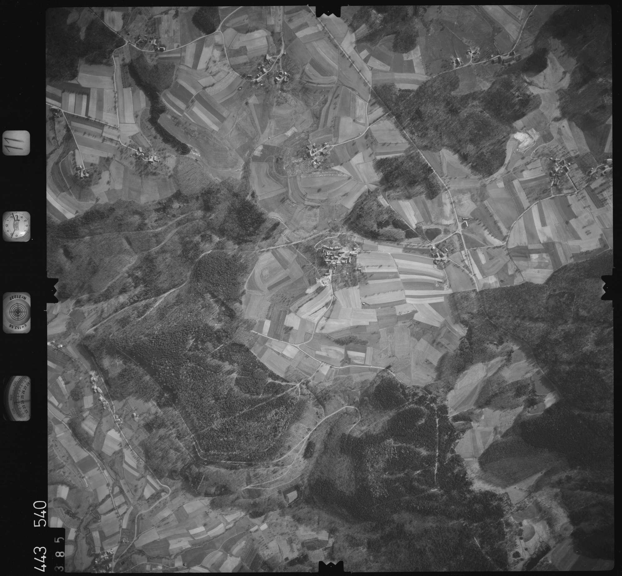 Luftbild: Film 11 Bildnr. 385, Bild 1