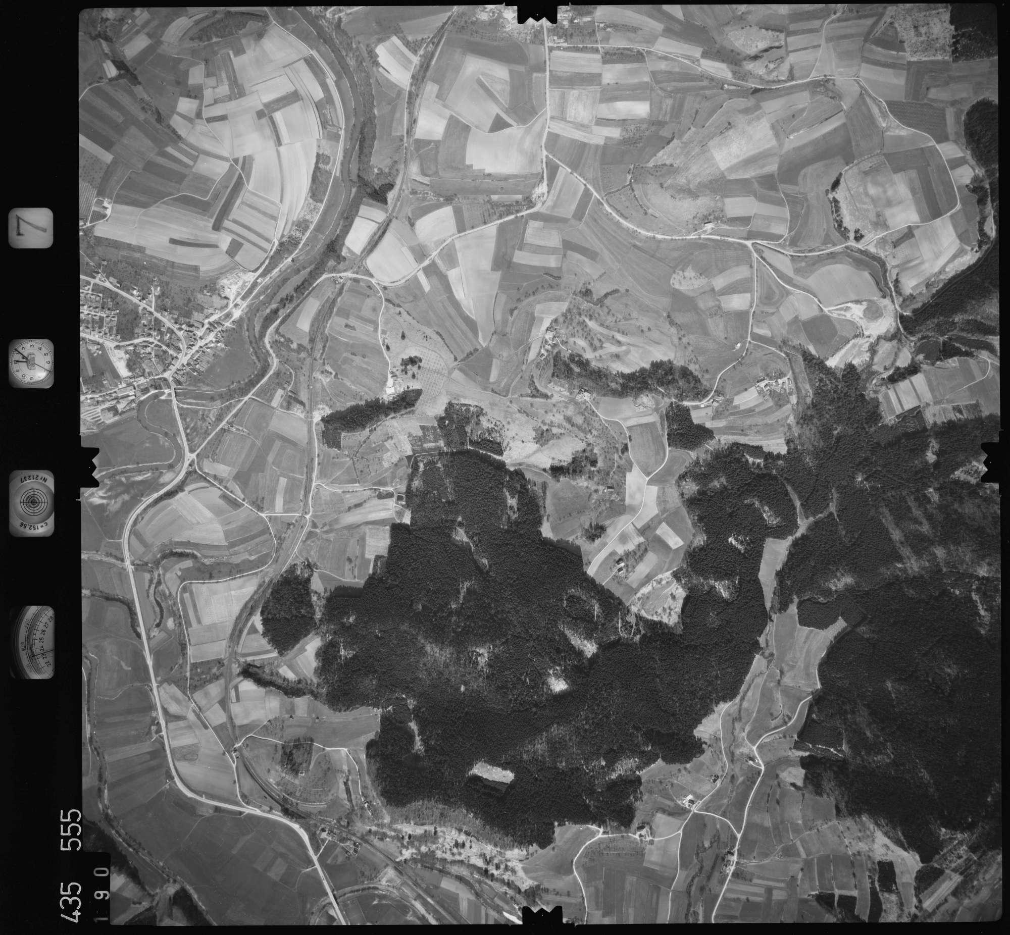 Luftbild: Film 7 Bildnr. 190, Bild 1