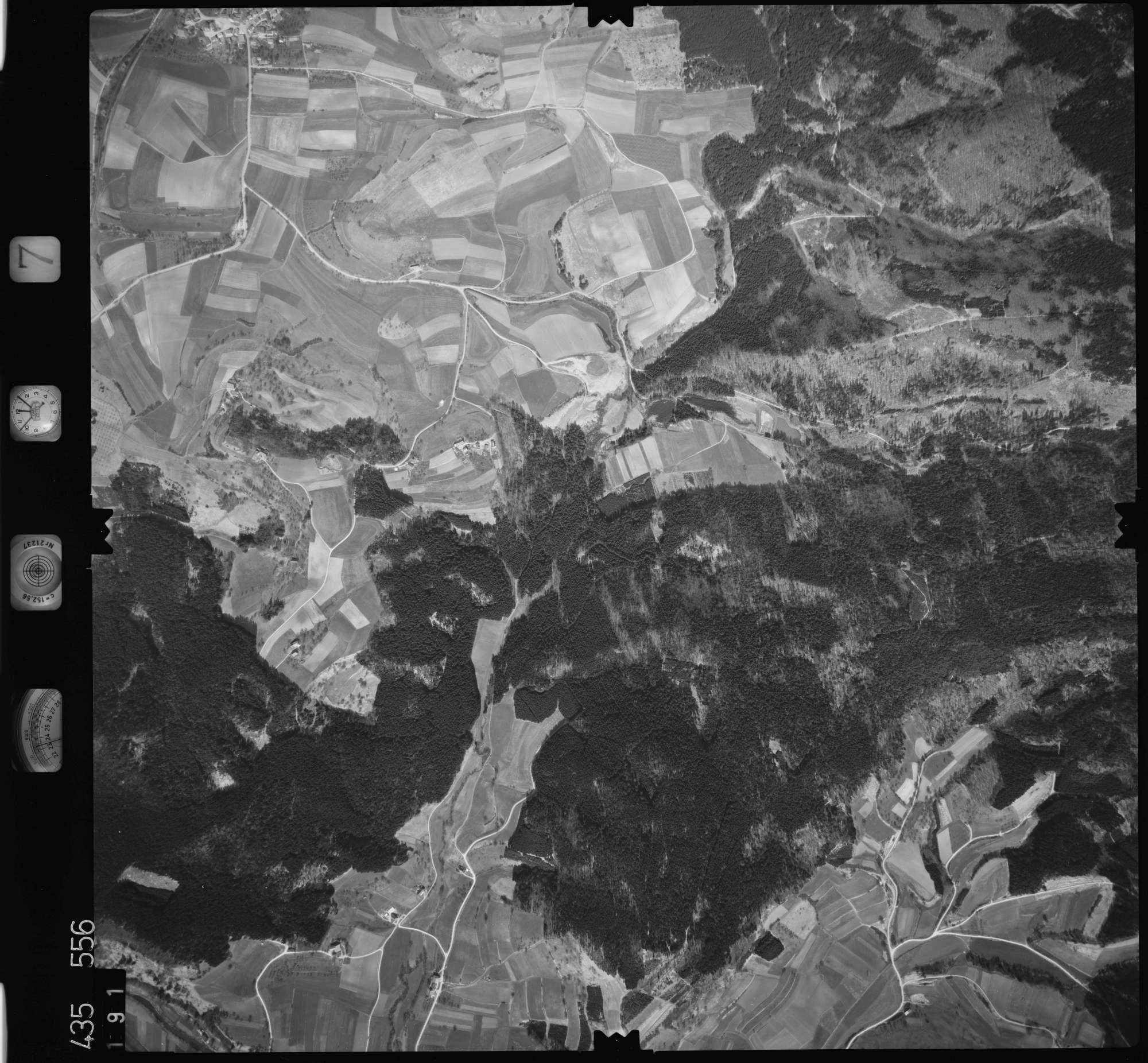 Luftbild: Film 7 Bildnr. 191, Bild 1