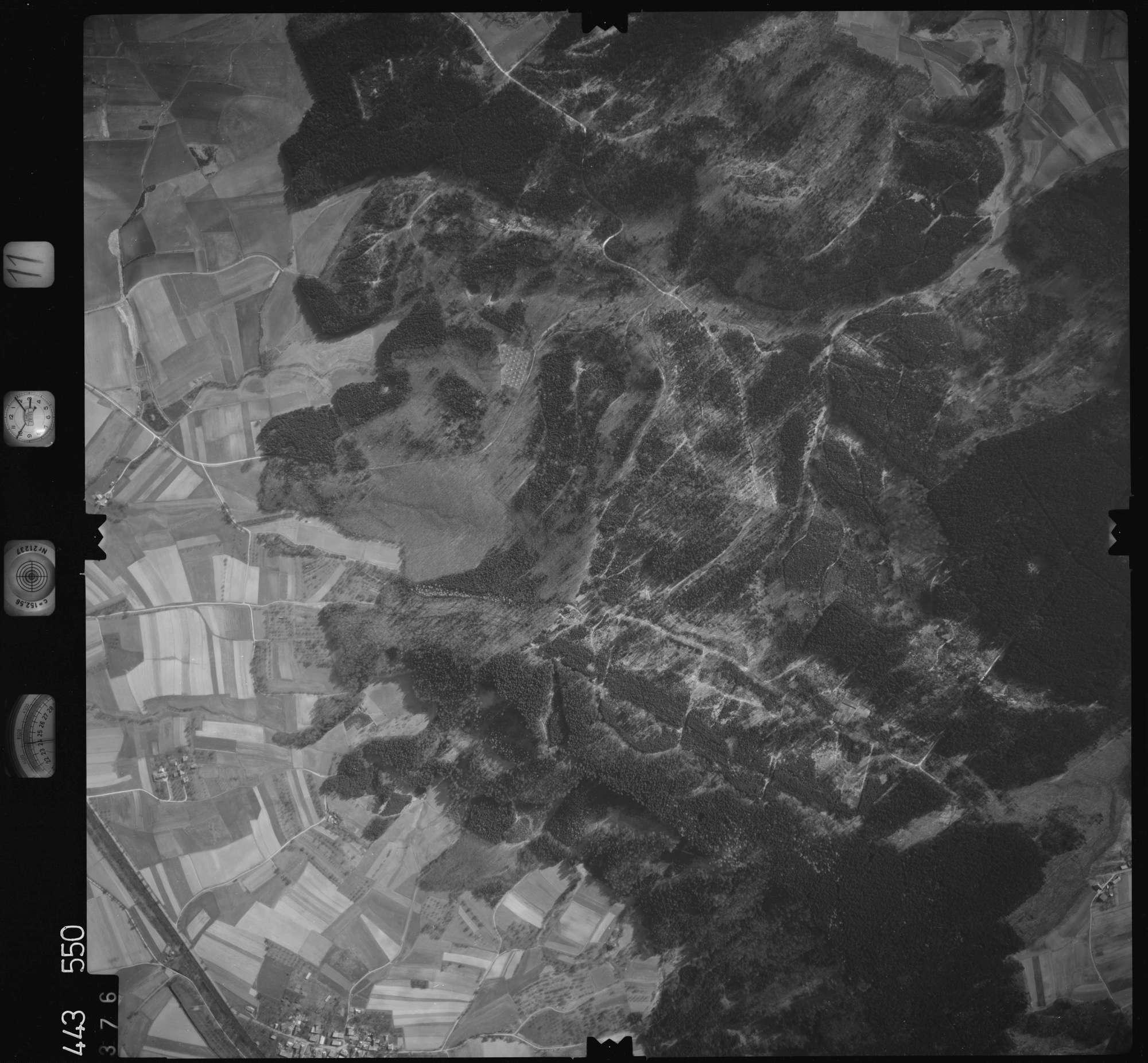 Luftbild: Film 11 Bildnr. 376, Bild 1