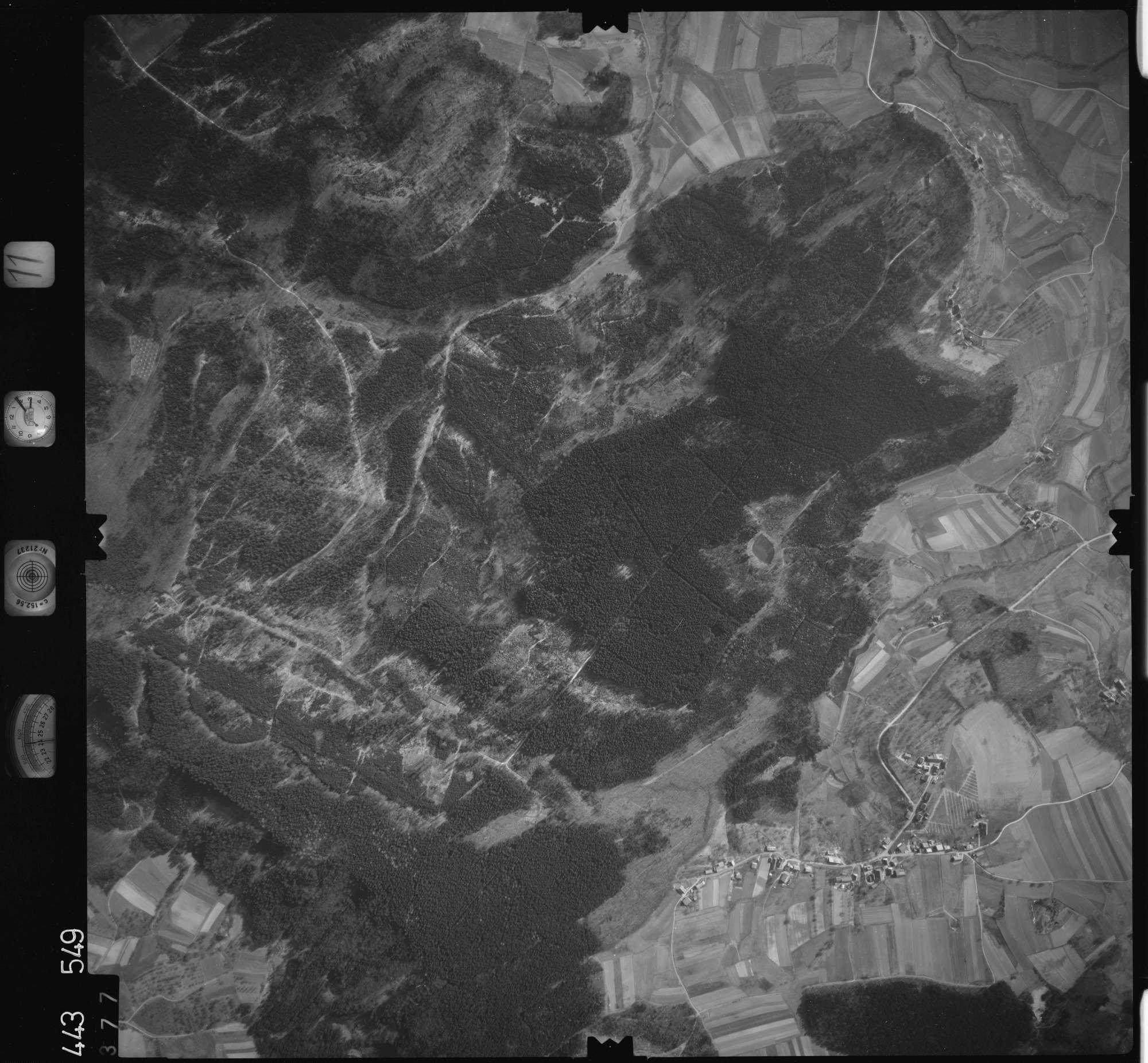 Luftbild: Film 11 Bildnr. 377, Bild 1
