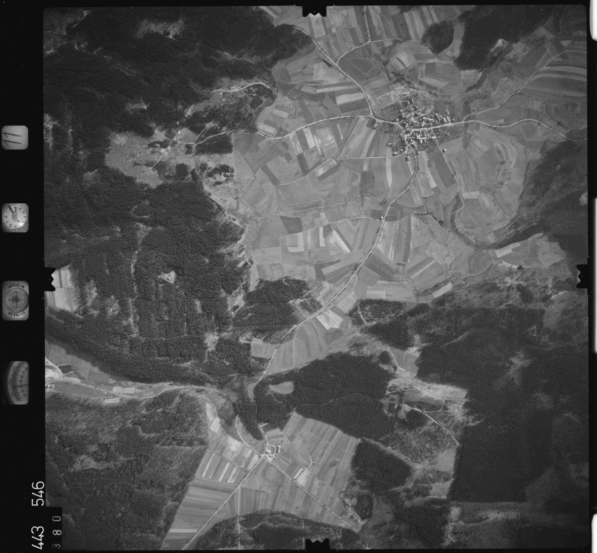 Luftbild: Film 11 Bildnr. 380, Bild 1