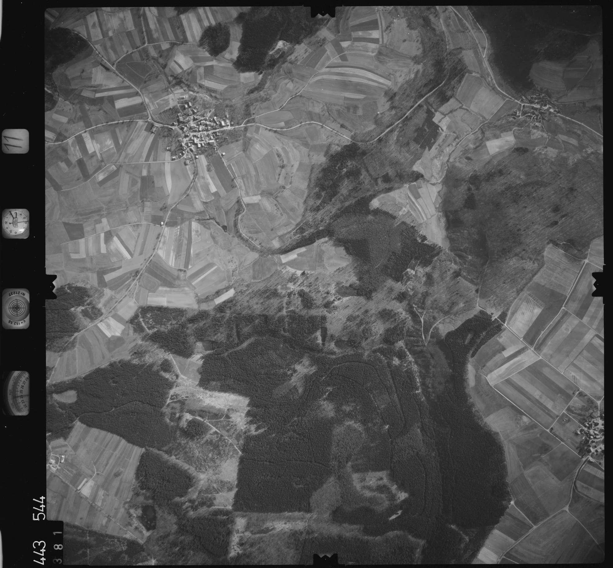 Luftbild: Film 11 Bildnr. 381, Bild 1
