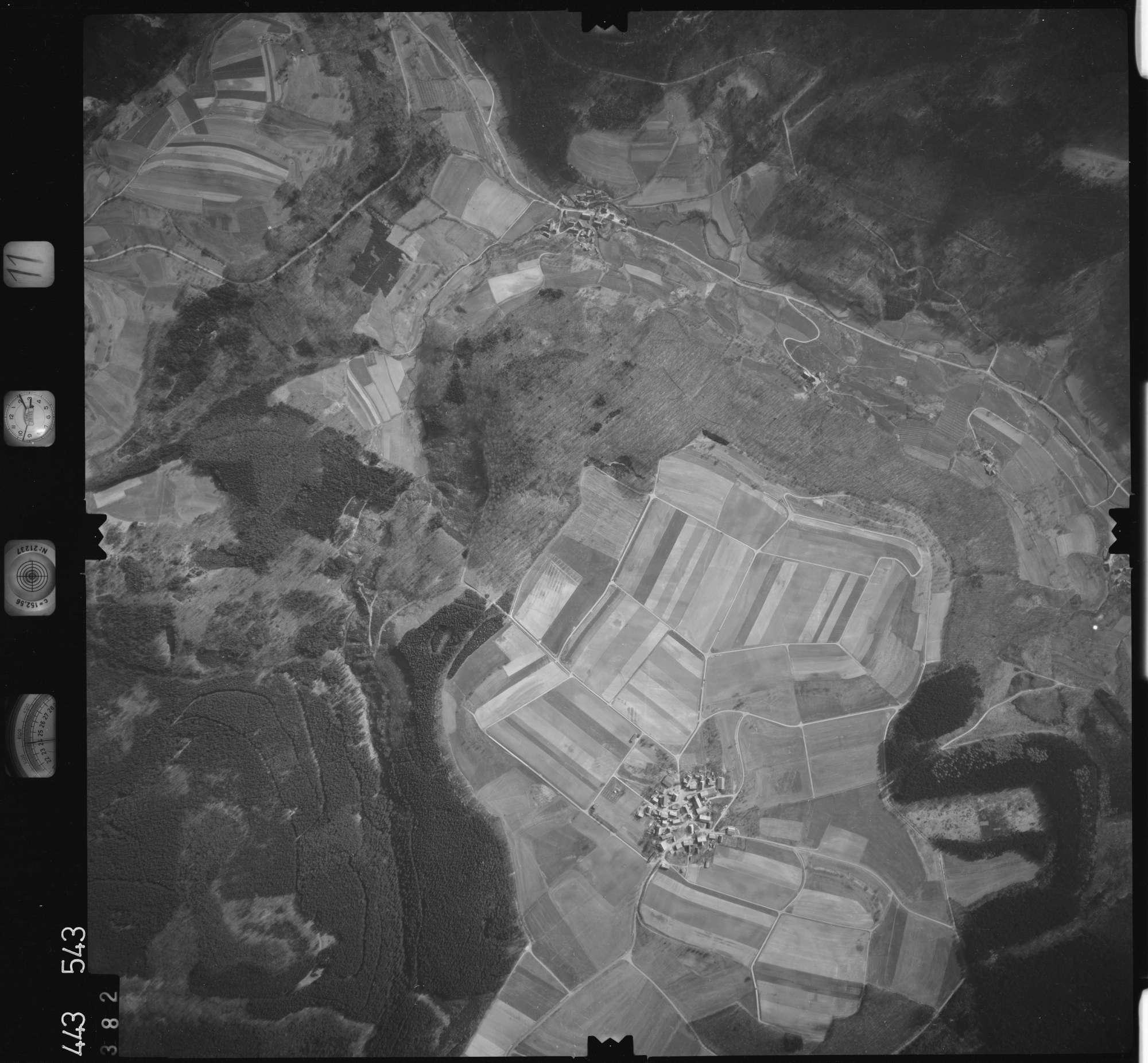 Luftbild: Film 11 Bildnr. 382, Bild 1