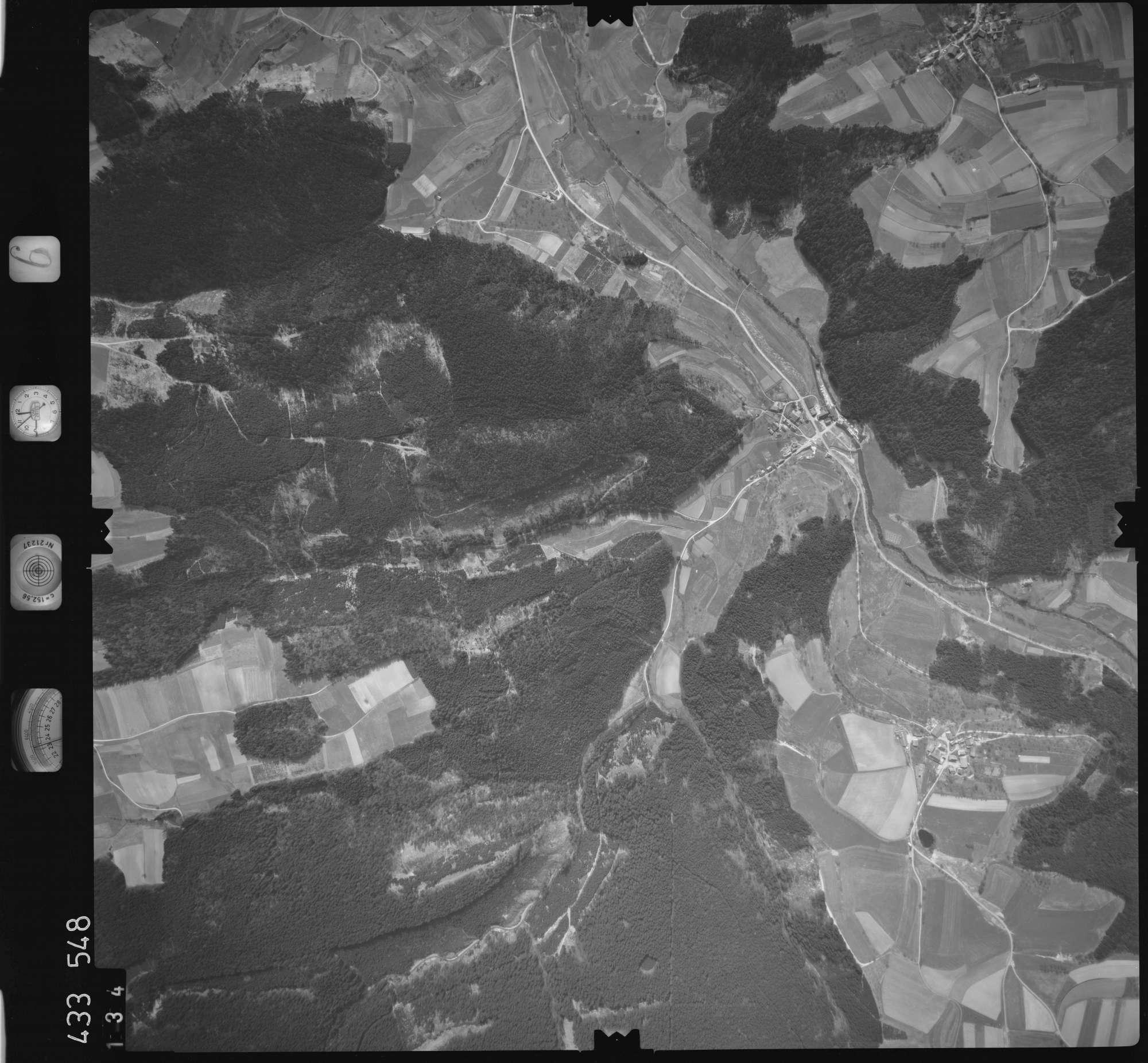 Luftbild: Film 6 Bildnr. 134, Bild 1