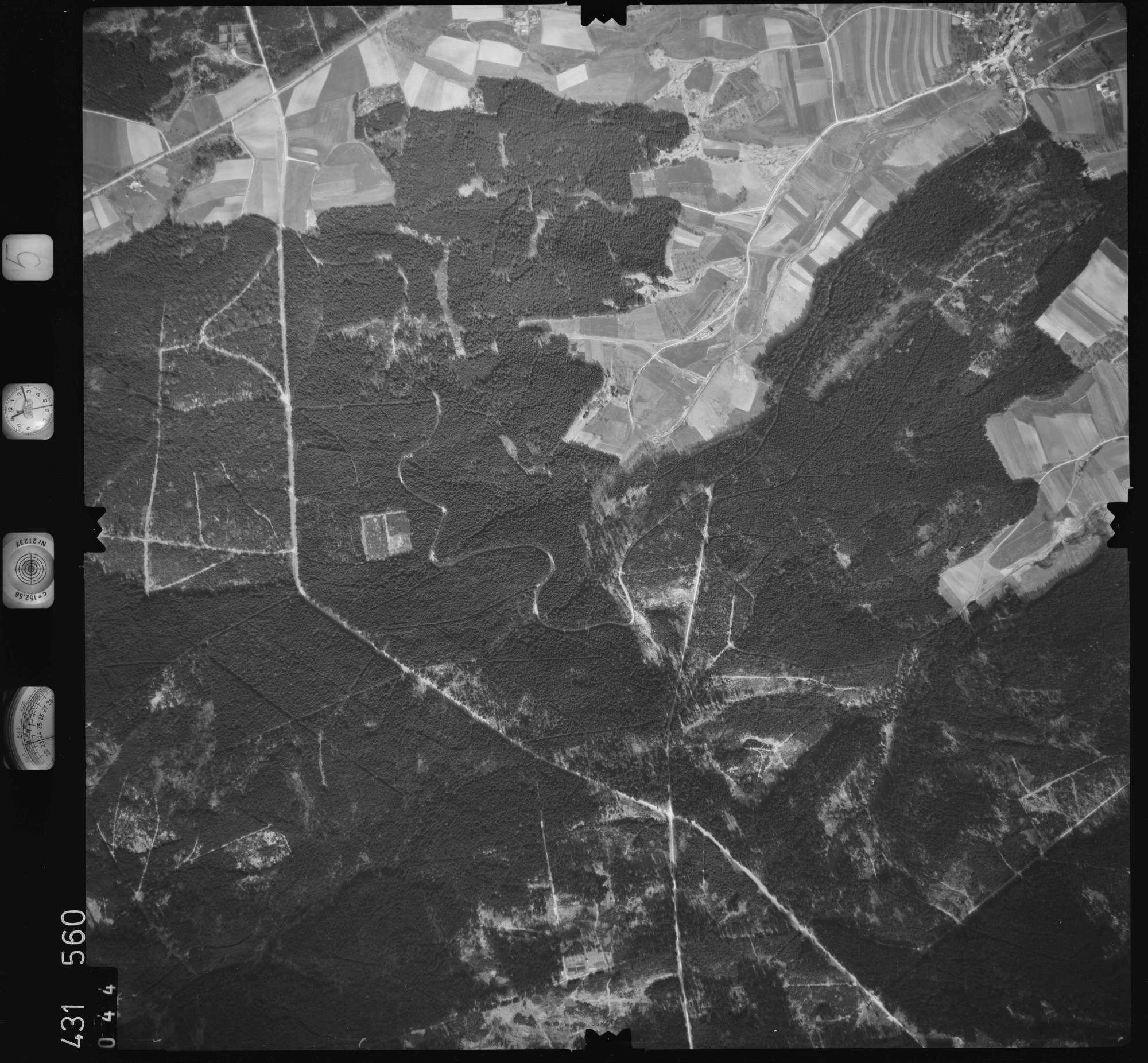 Luftbild: Film 5 Bildnr. 44, Bild 1