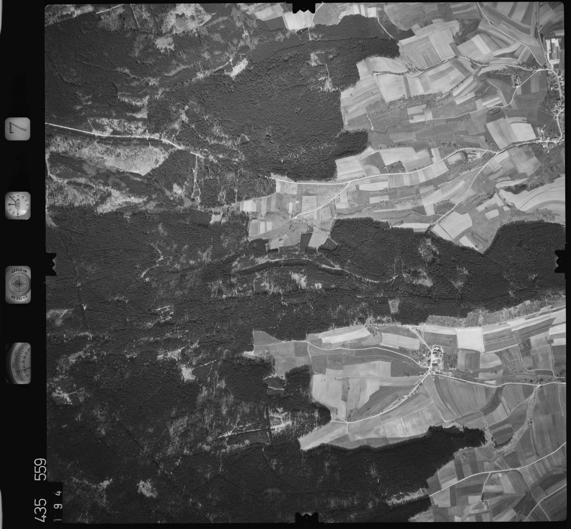Luftbild: Film 7 Bildnr. 194, Bild 1