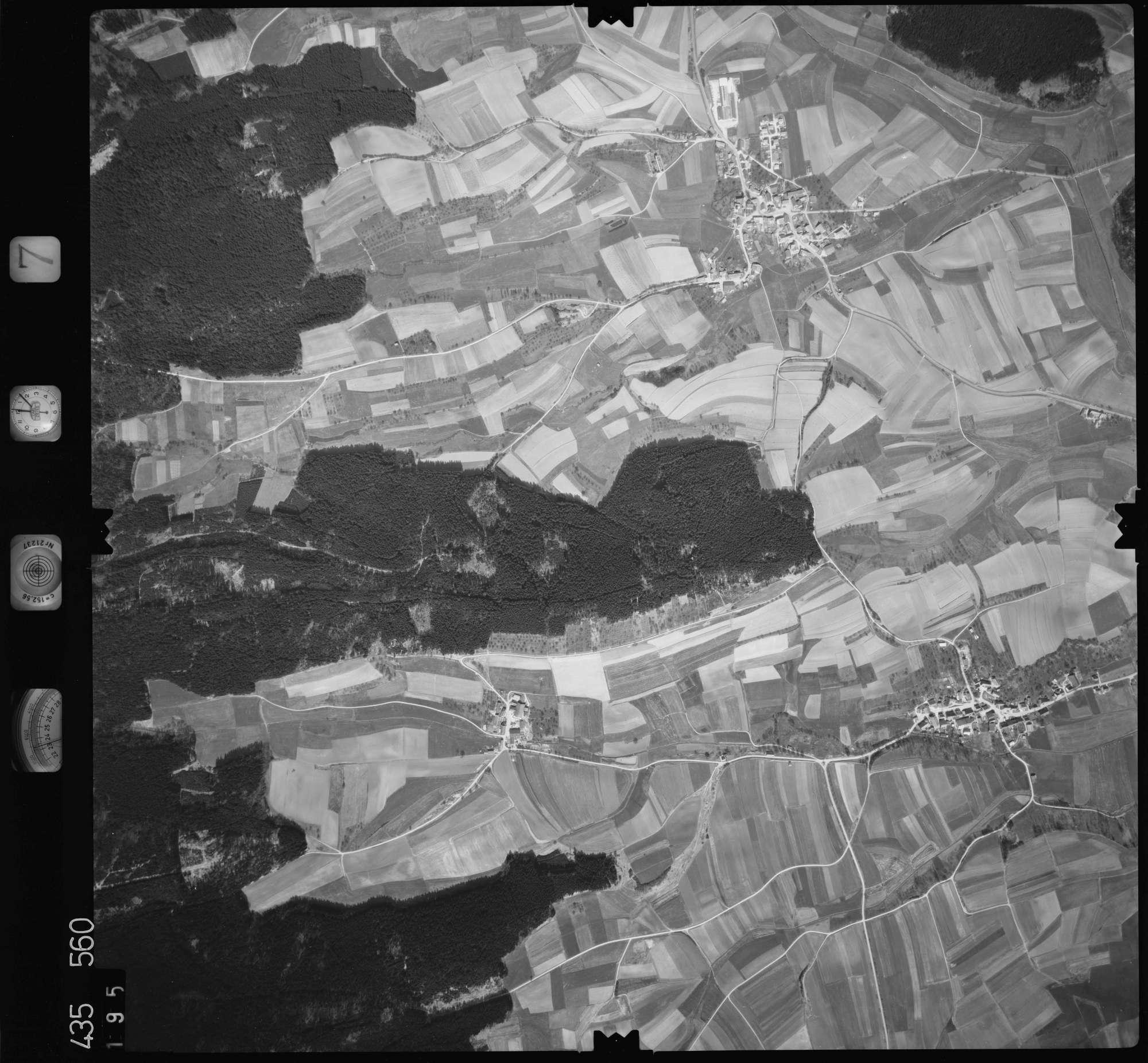 Luftbild: Film 7 Bildnr. 195, Bild 1