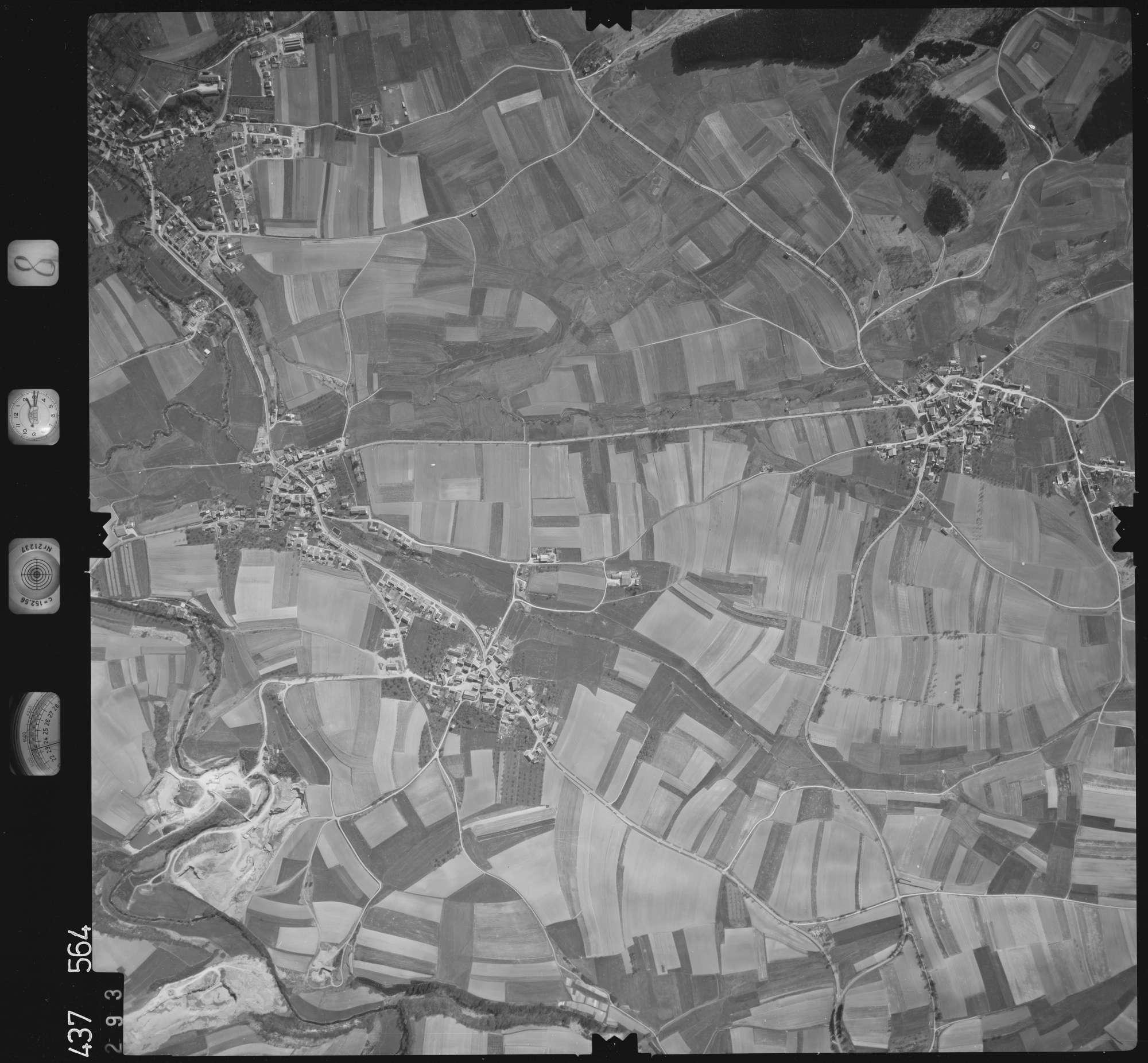 Luftbild: Film 8 Bildnr. 293, Bild 1