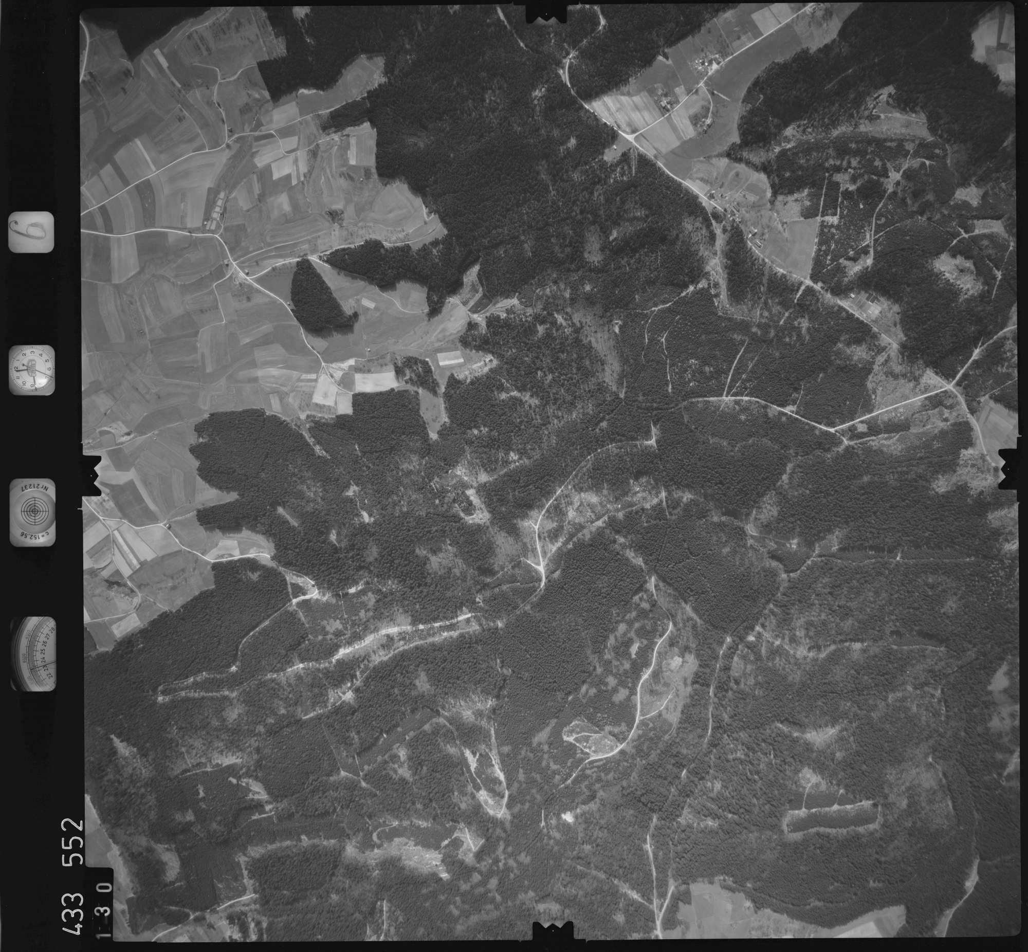 Luftbild: Film 6 Bildnr. 130, Bild 1