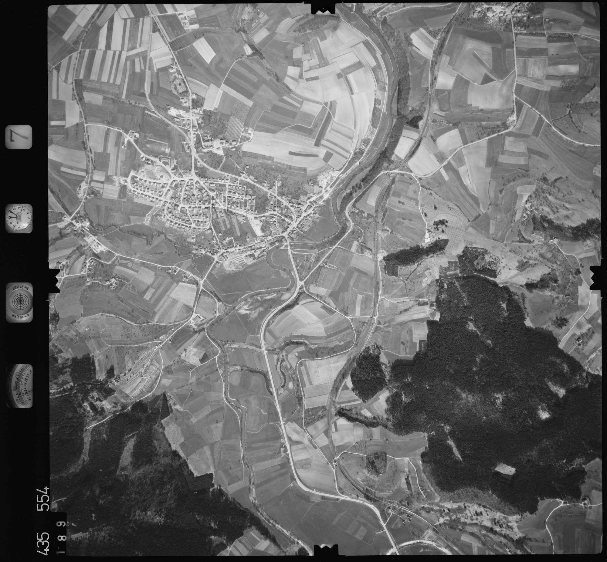 Luftbild: Film 7 Bildnr. 189, Bild 1