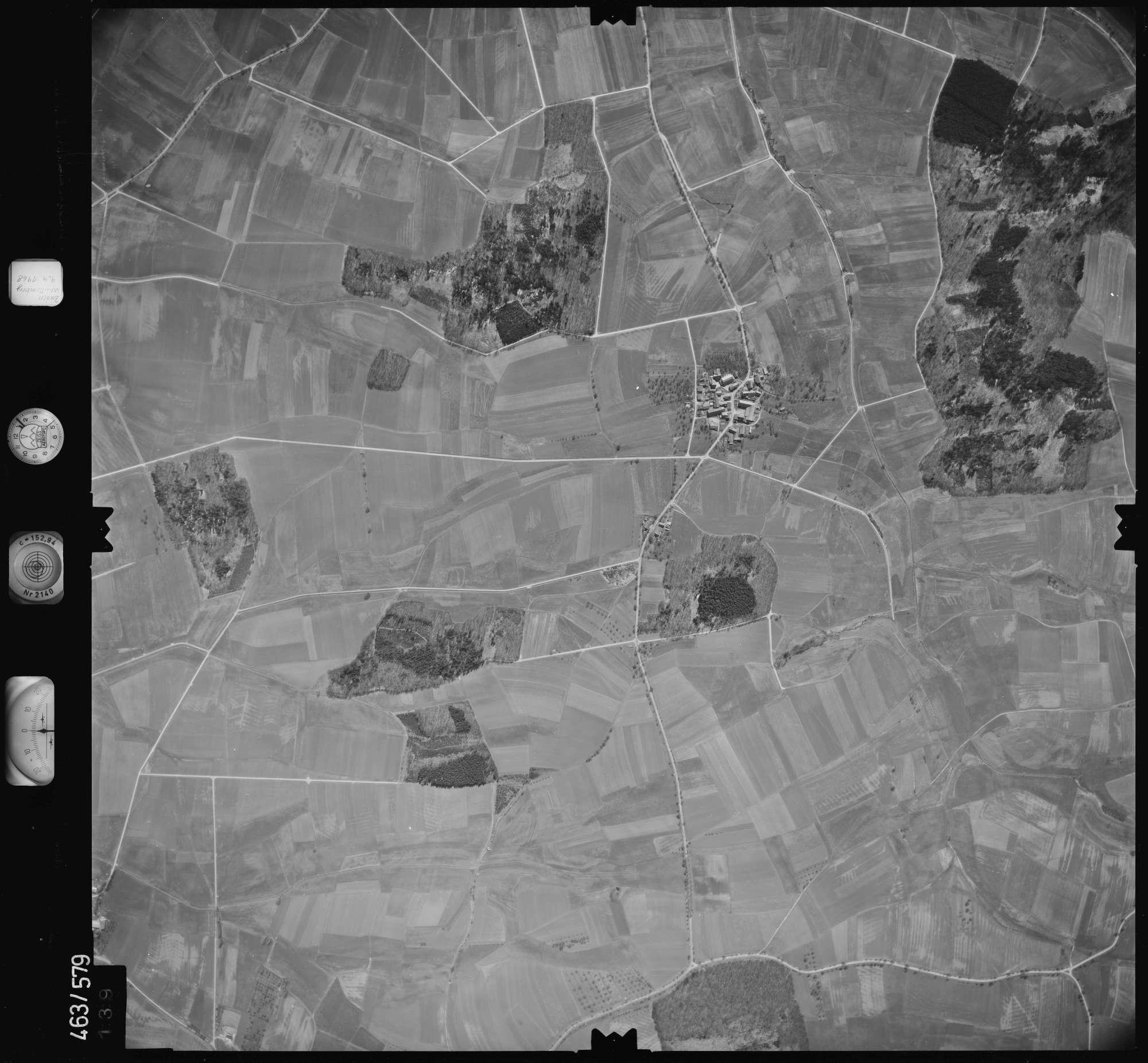Luftbild: Film 102 Bildnr. 139, Bild 1