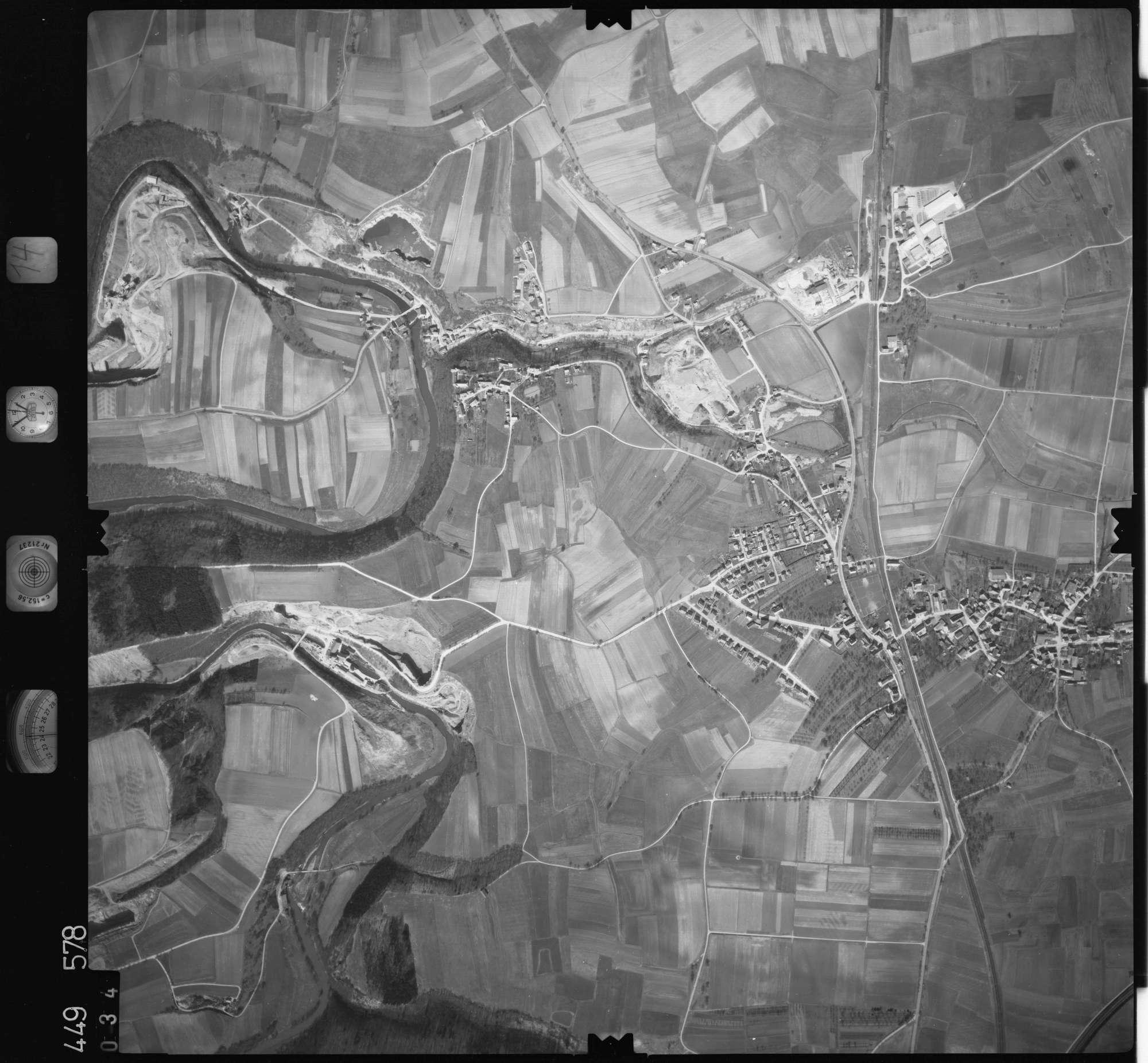 Luftbild: Film 14 Bildnr. 34, Bild 1