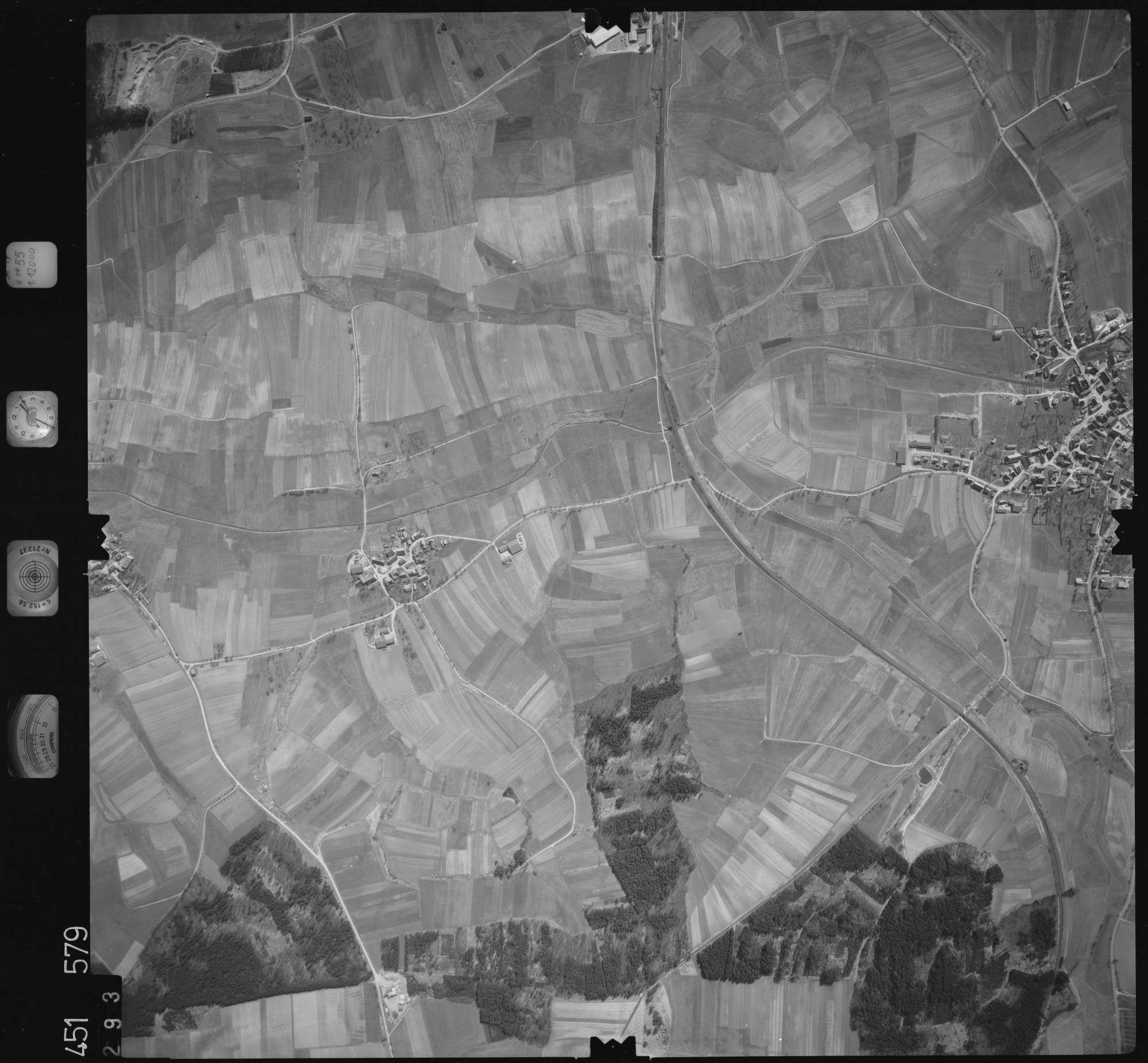 Luftbild: Film 15 Bildnr. 293, Bild 1