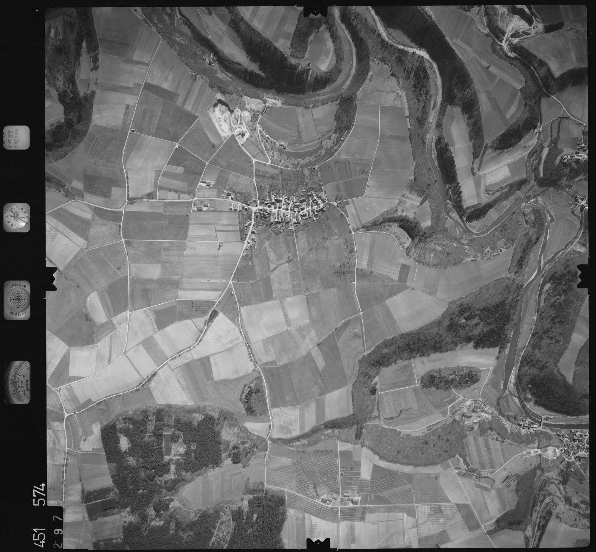 Luftbild: Film 15 Bildnr. 297, Bild 1