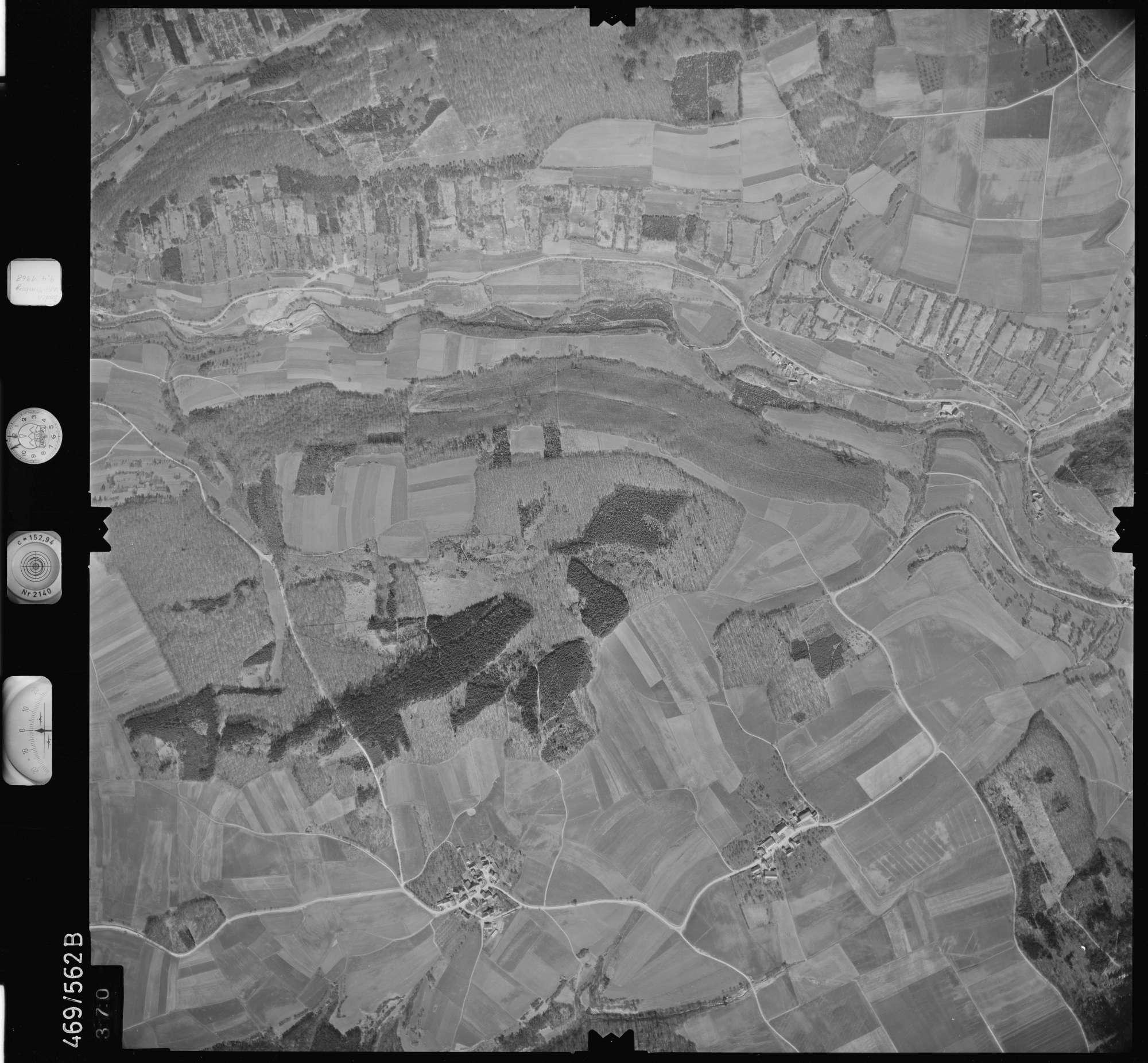 Luftbild: Film 101 Bildnr. 370, Bild 1