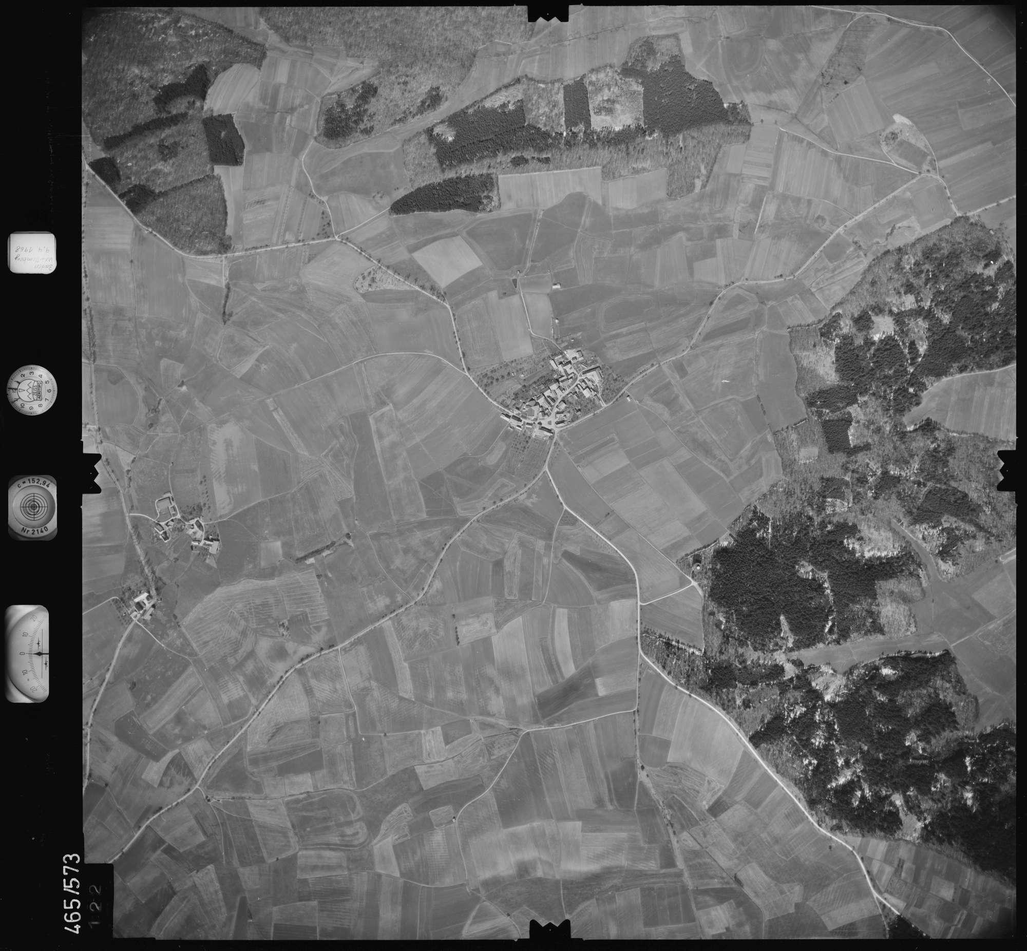 Luftbild: Film 102 Bildnr. 122, Bild 1