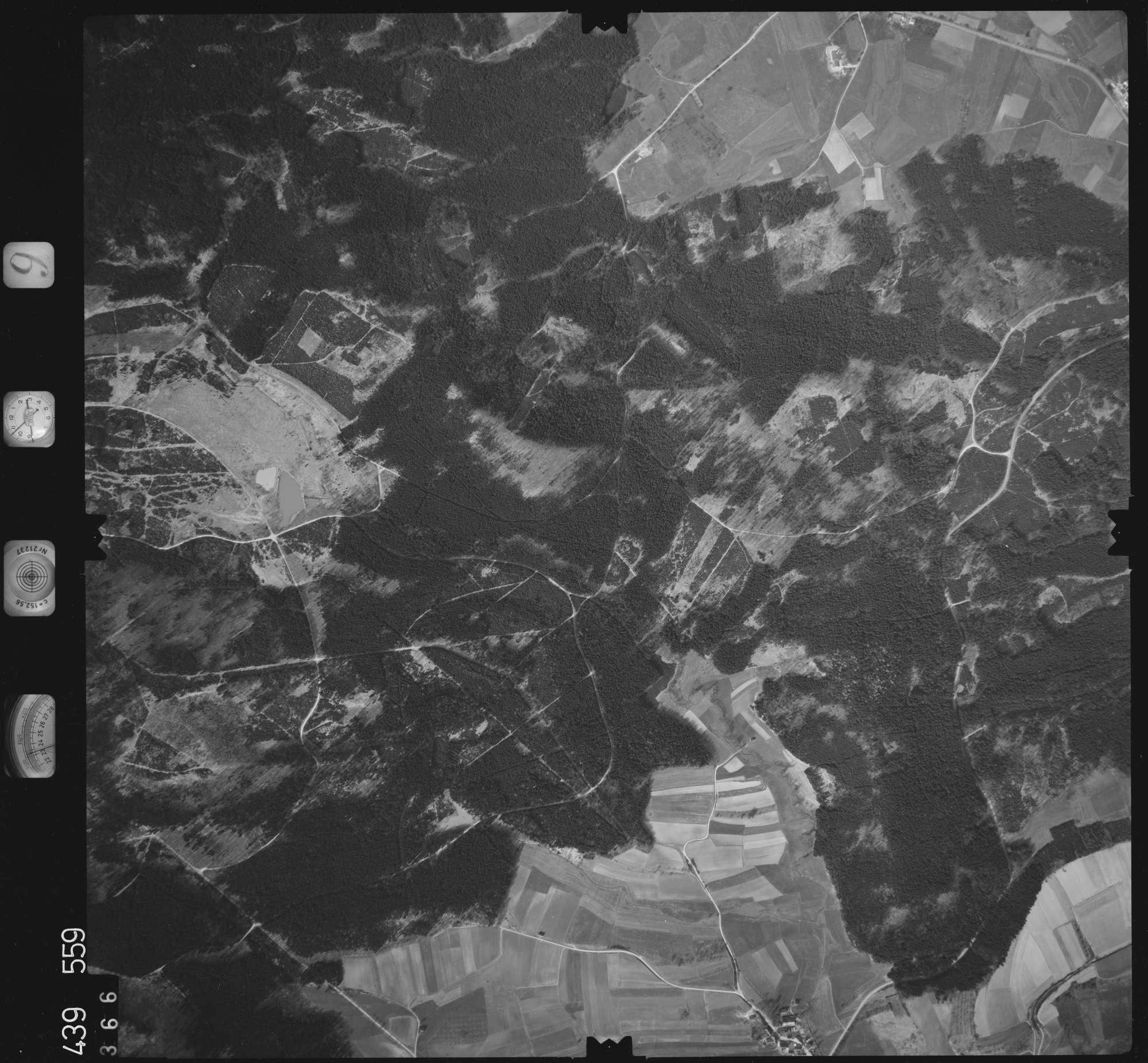 Luftbild: Film 9 Bildnr. 366, Bild 1