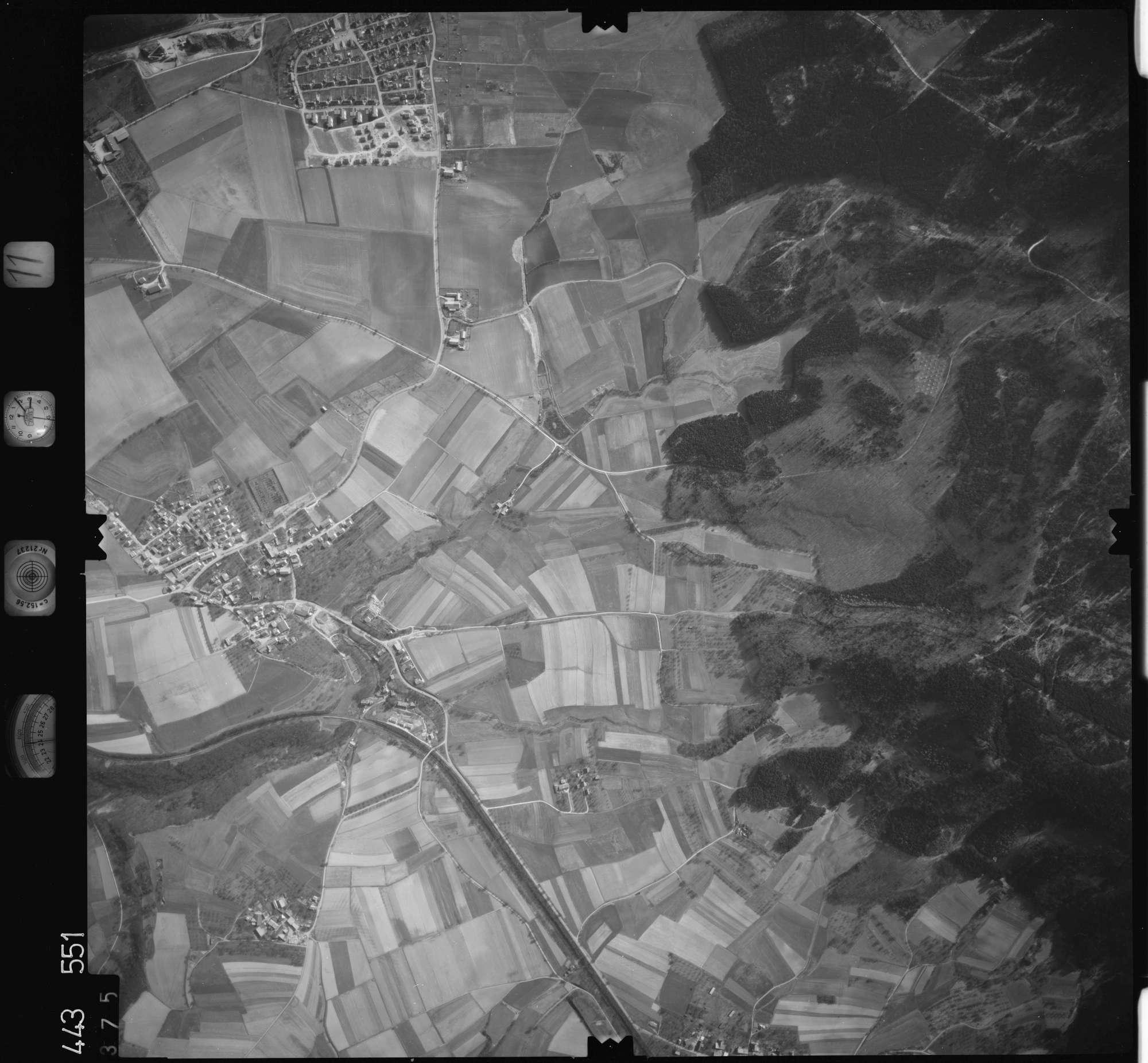 Luftbild: Film 11 Bildnr. 375, Bild 1