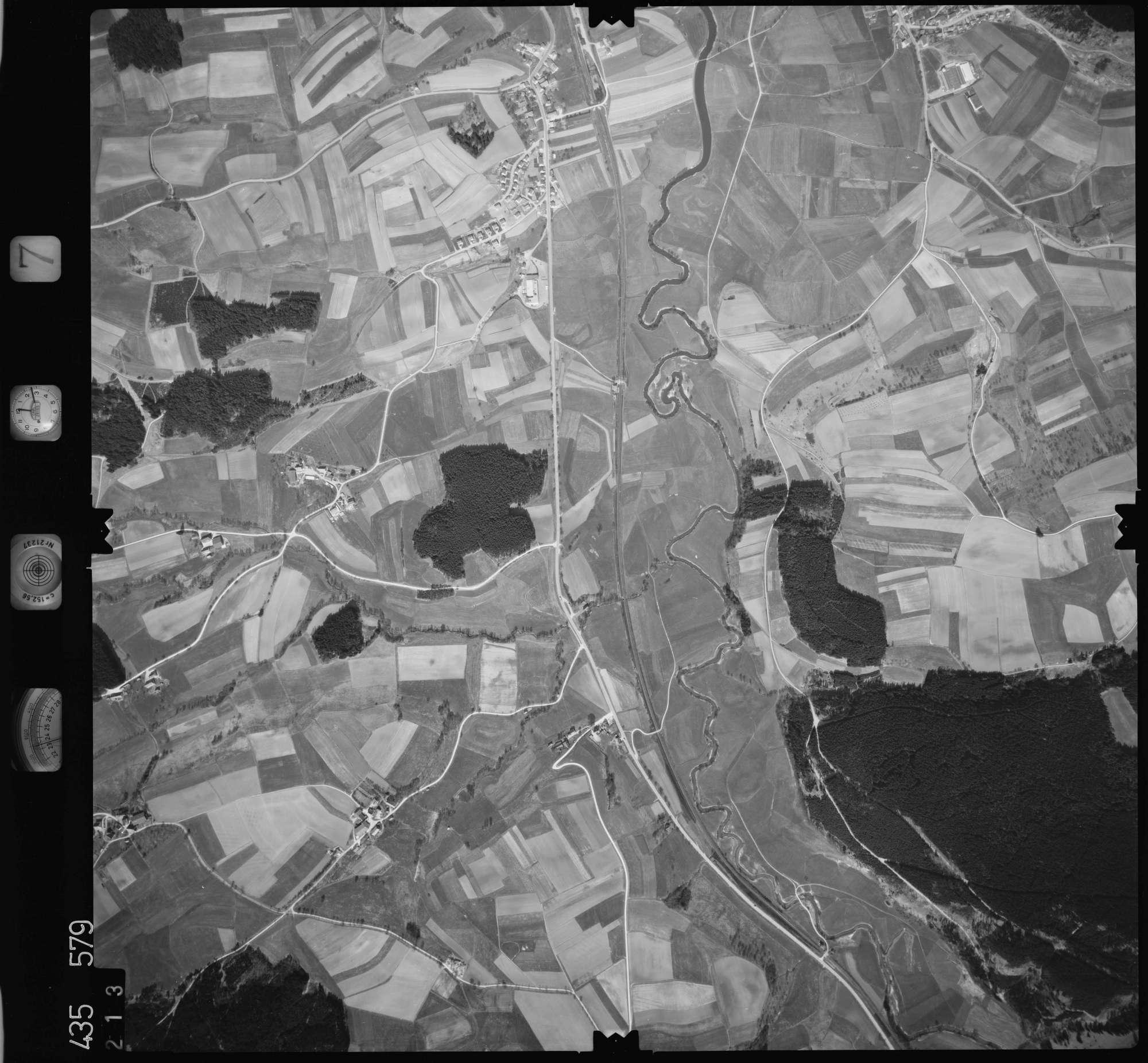 Luftbild: Film 7 Bildnr. 213, Bild 1