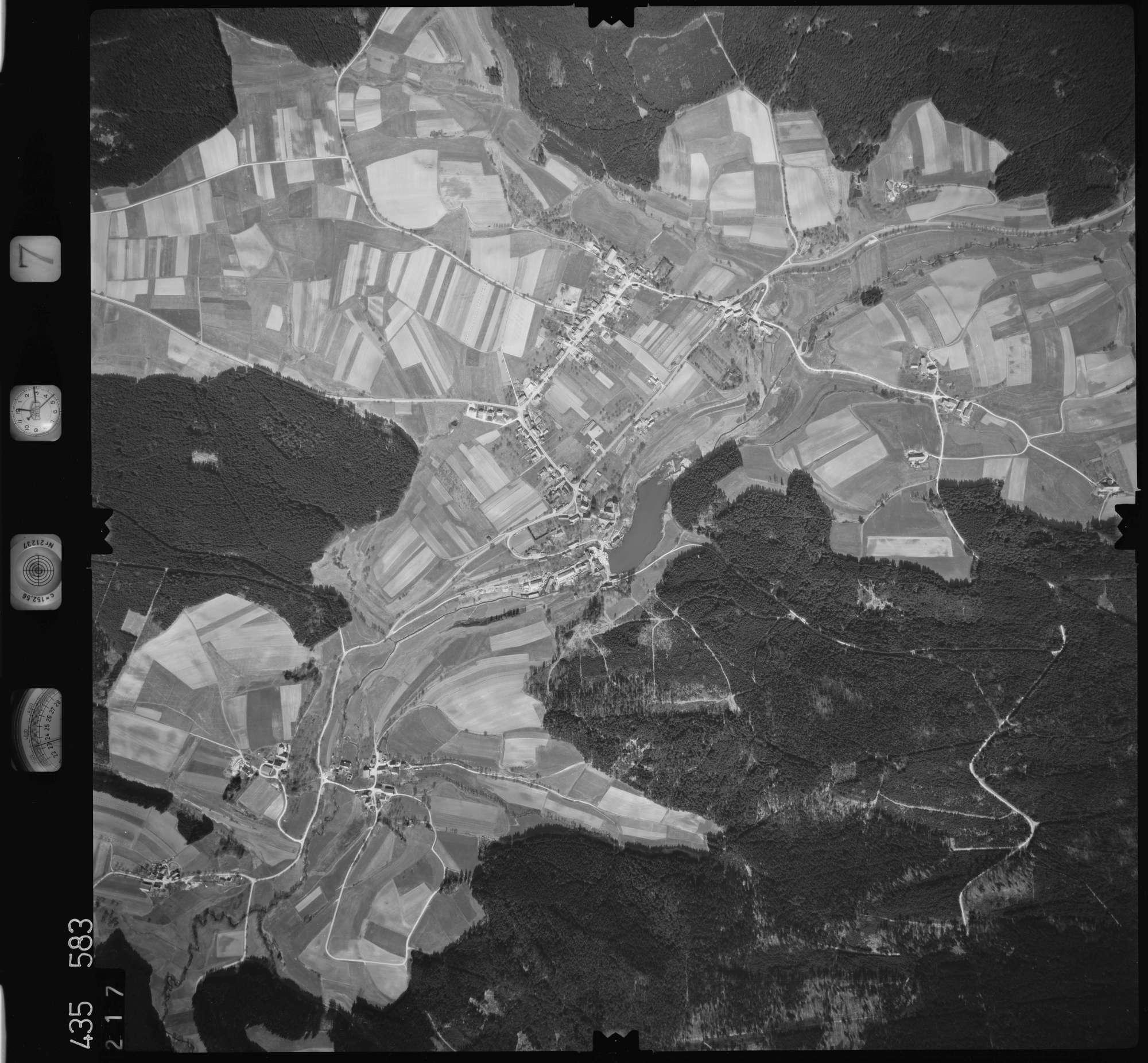 Luftbild: Film 7 Bildnr. 217, Bild 1