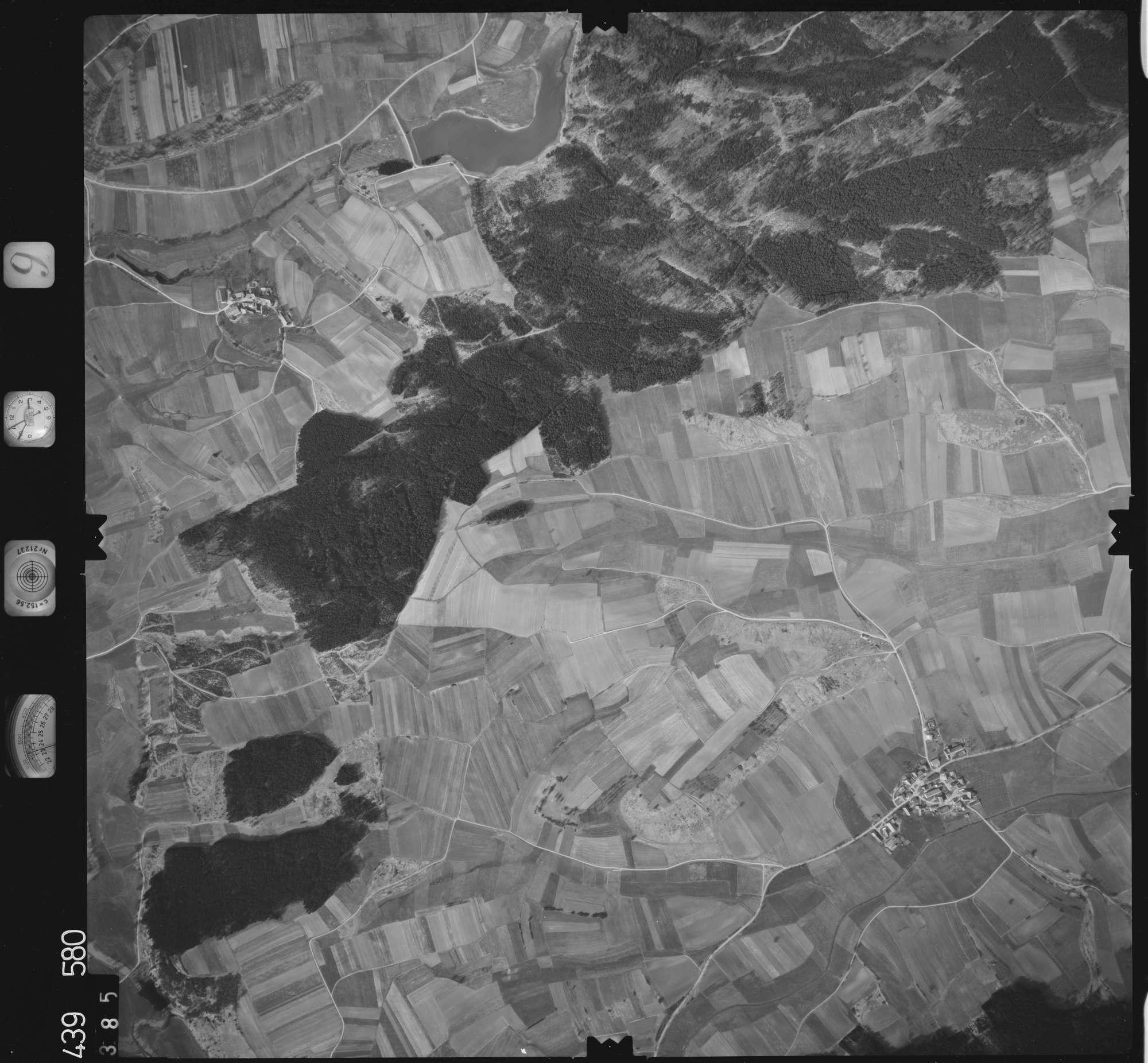 Luftbild: Film 9 Bildnr. 385, Bild 1