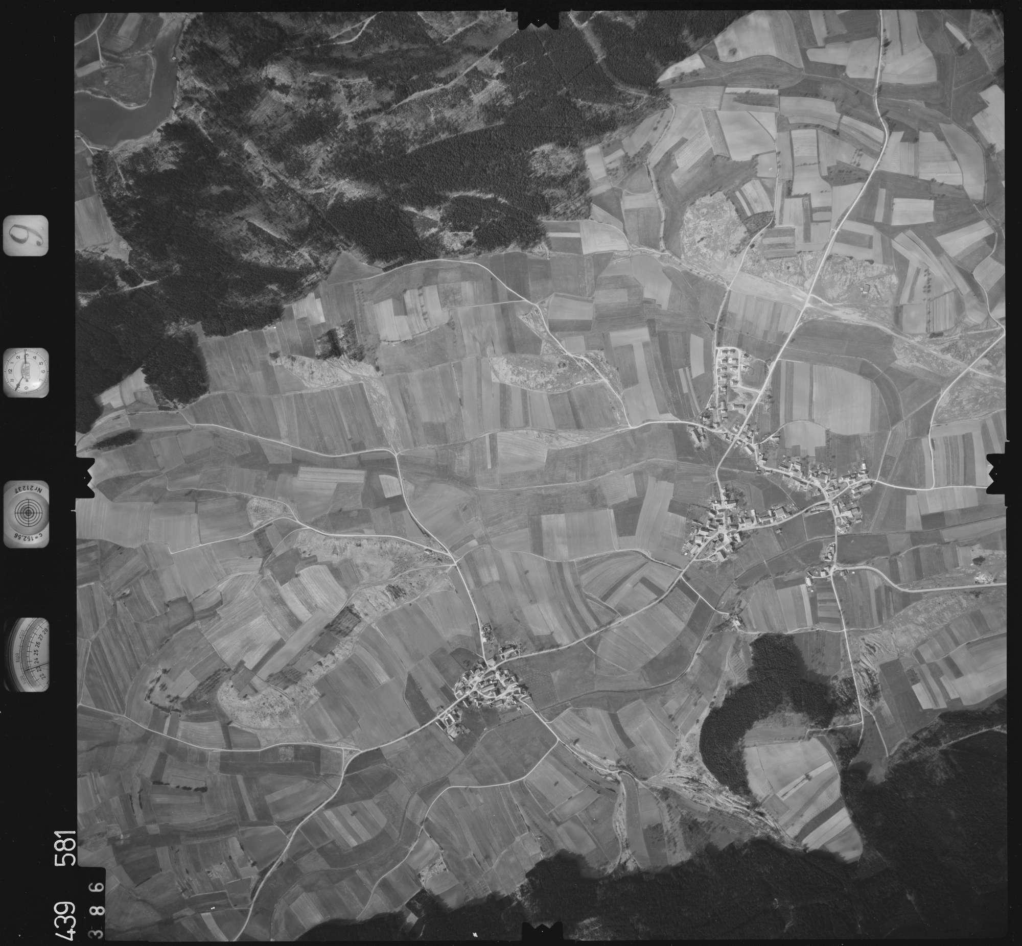 Luftbild: Film 9 Bildnr. 386, Bild 1