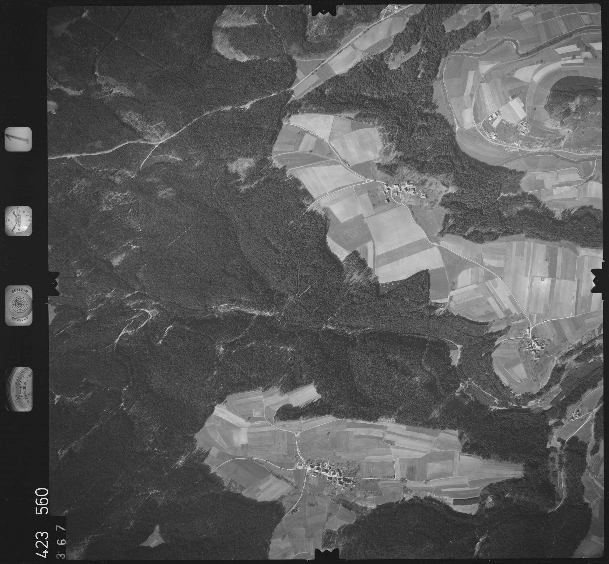 Luftbild: Film 1 Bildnr. 367, Bild 1