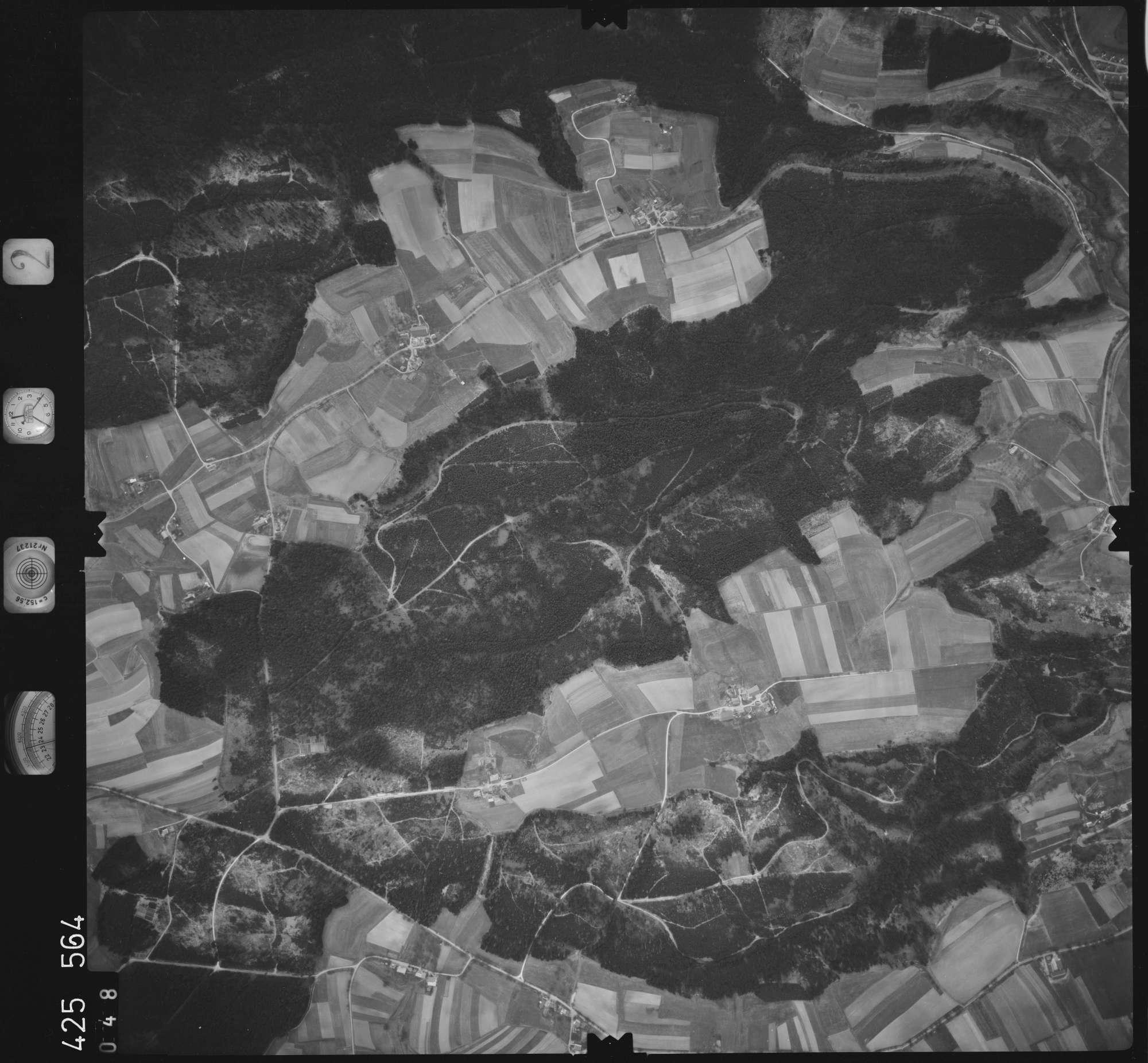 Luftbild: Film 2 Bildnr. 48, Bild 1