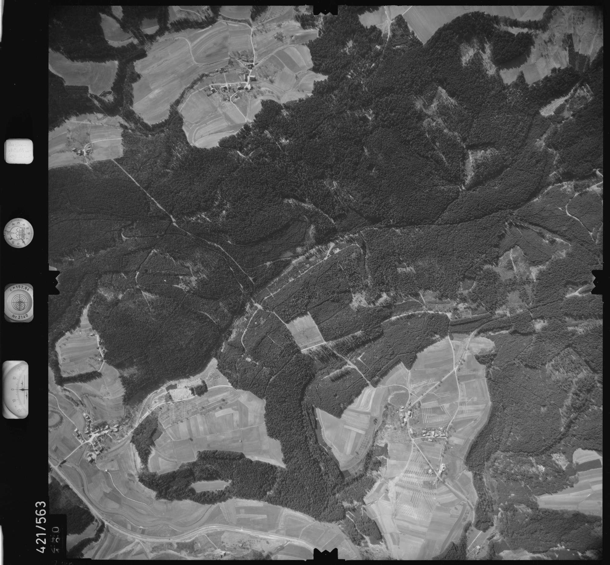 Luftbild: Film 6 Bildnr. 240, Bild 1