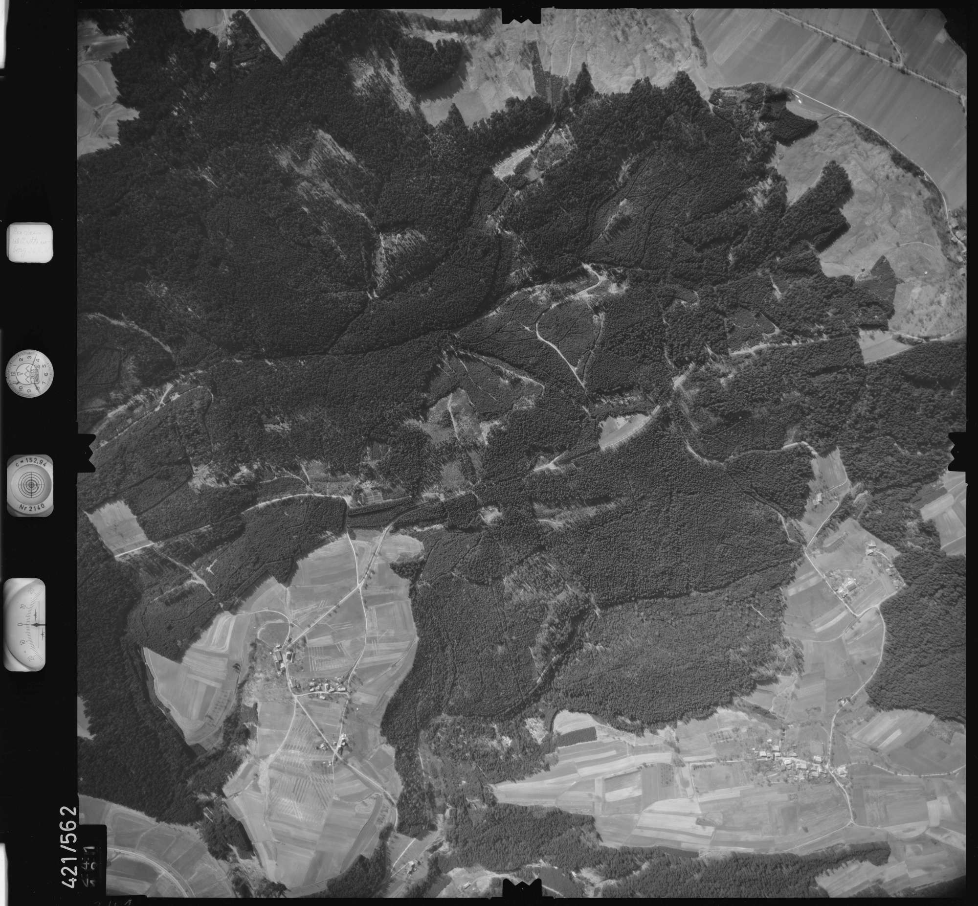 Luftbild: Film 6 Bildnr. 241, Bild 1