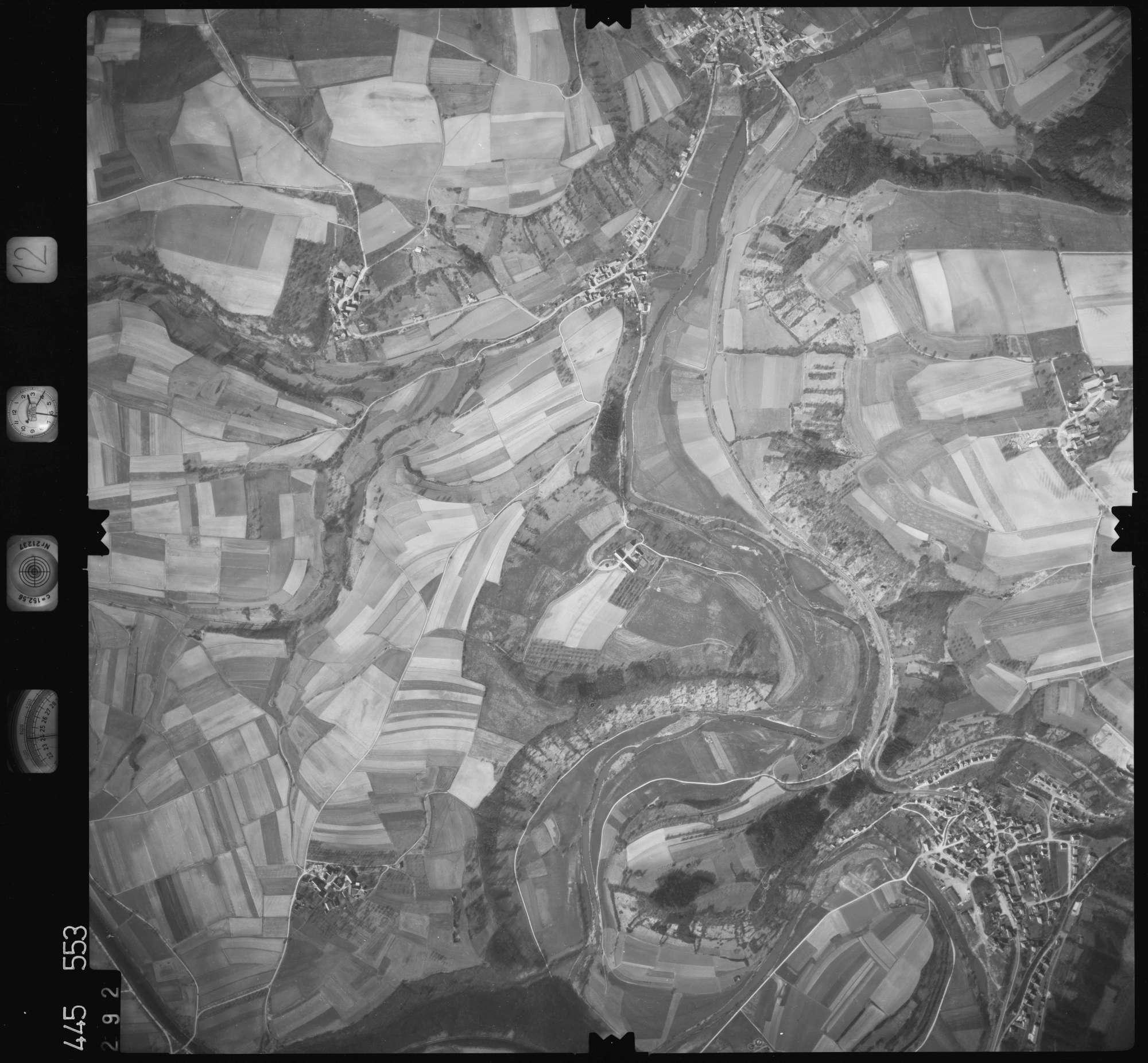 Luftbild: Film 12 Bildnr. 292, Bild 1