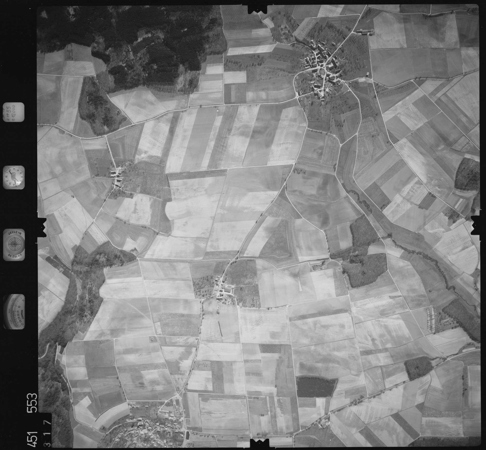 Luftbild: Film 15 Bildnr. 317, Bild 1