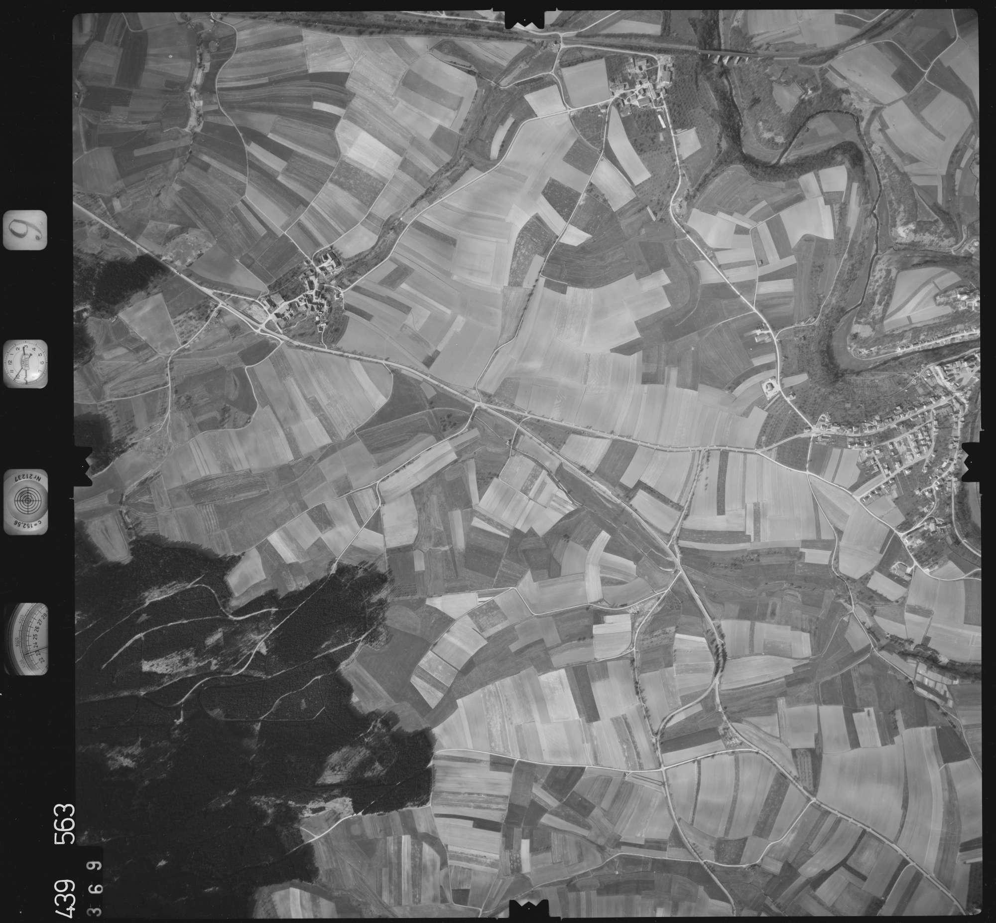 Luftbild: Film 9 Bildnr. 369, Bild 1