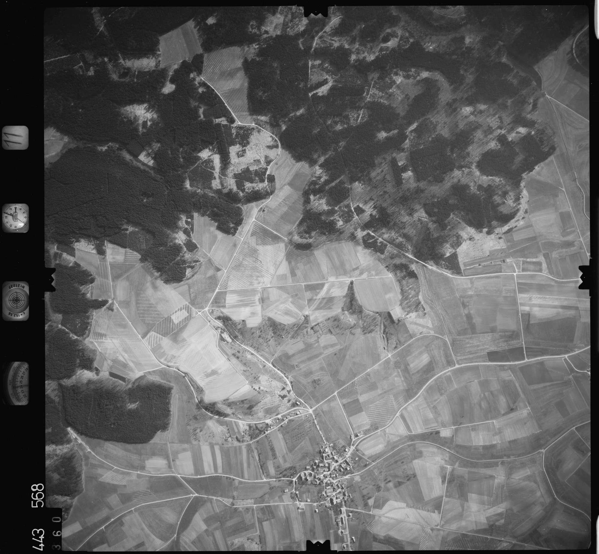 Luftbild: Film 11 Bildnr. 360, Bild 1