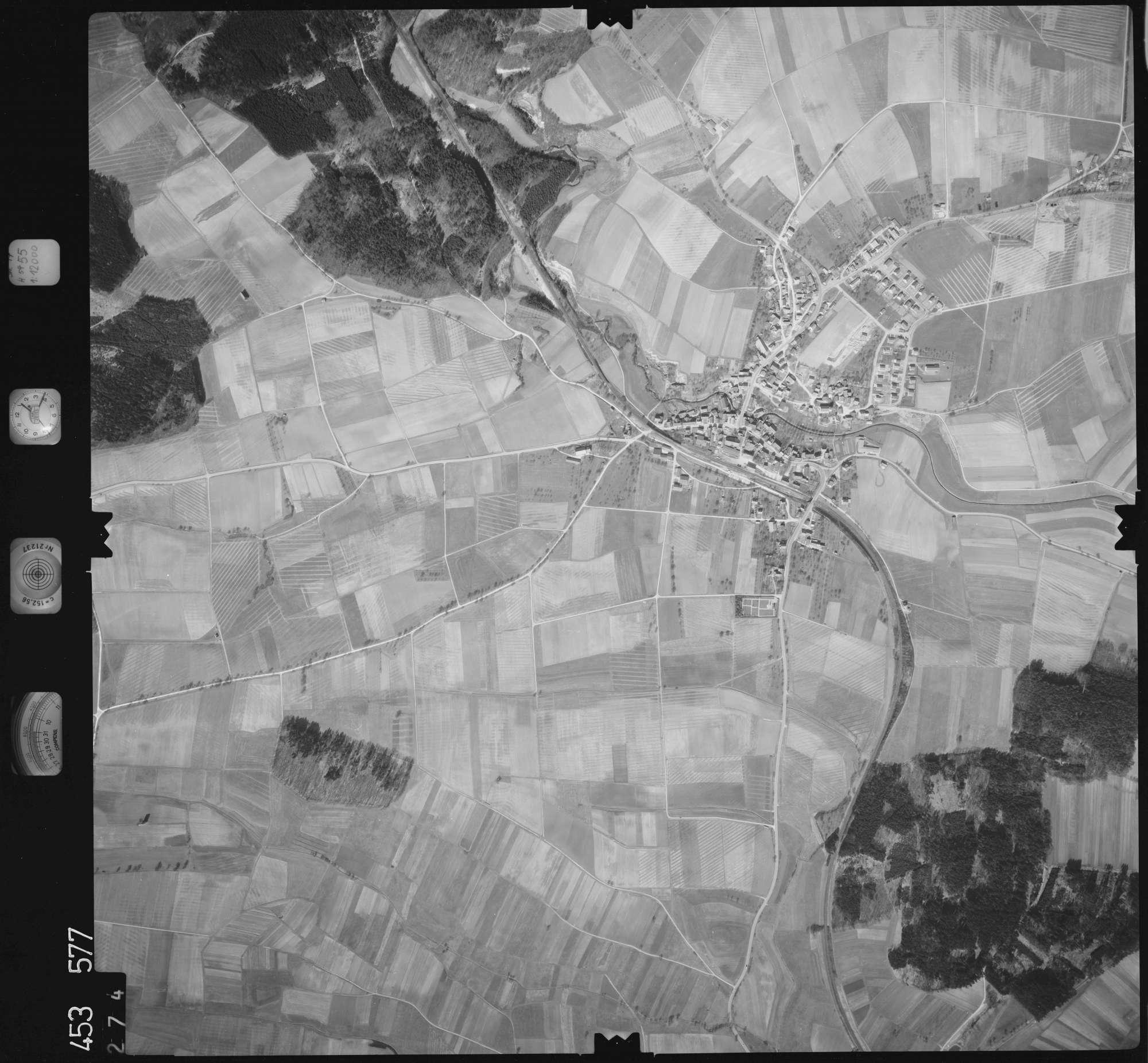 Luftbild: Film 16 Bildnr. 274, Bild 1
