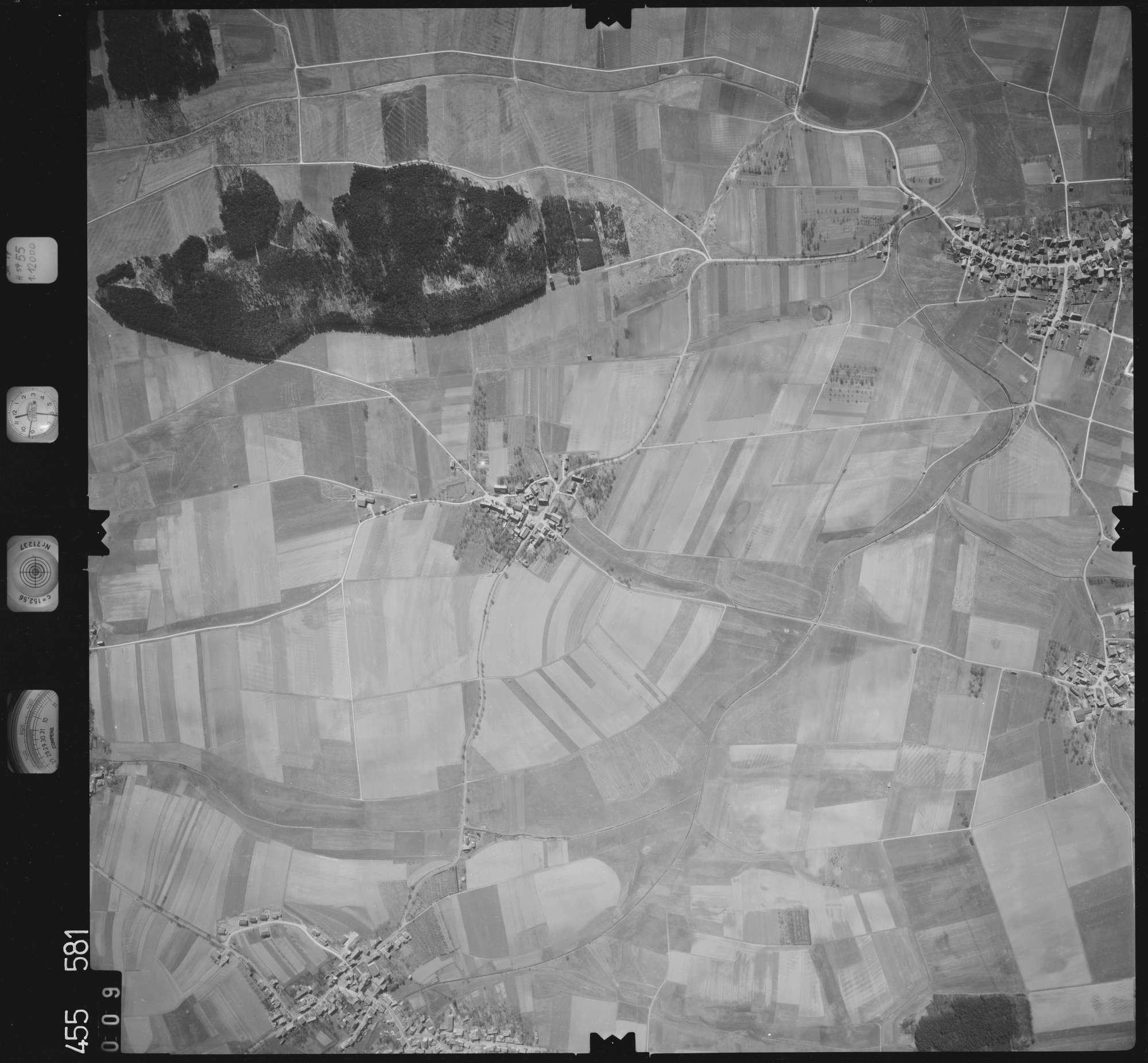 Luftbild: Film 17 Bildnr. 9, Bild 1