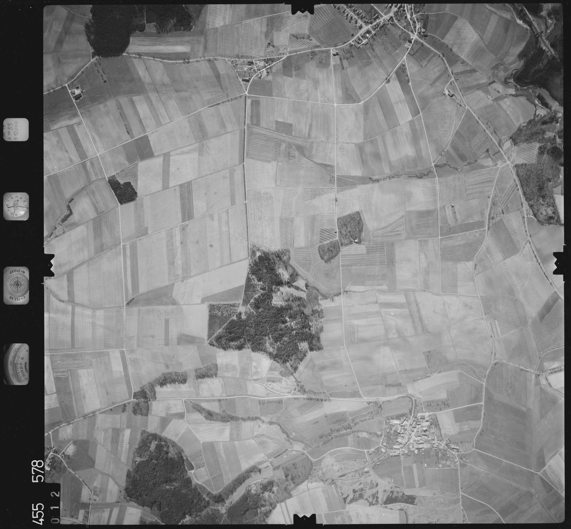 Luftbild: Film 17 Bildnr. 12, Bild 1