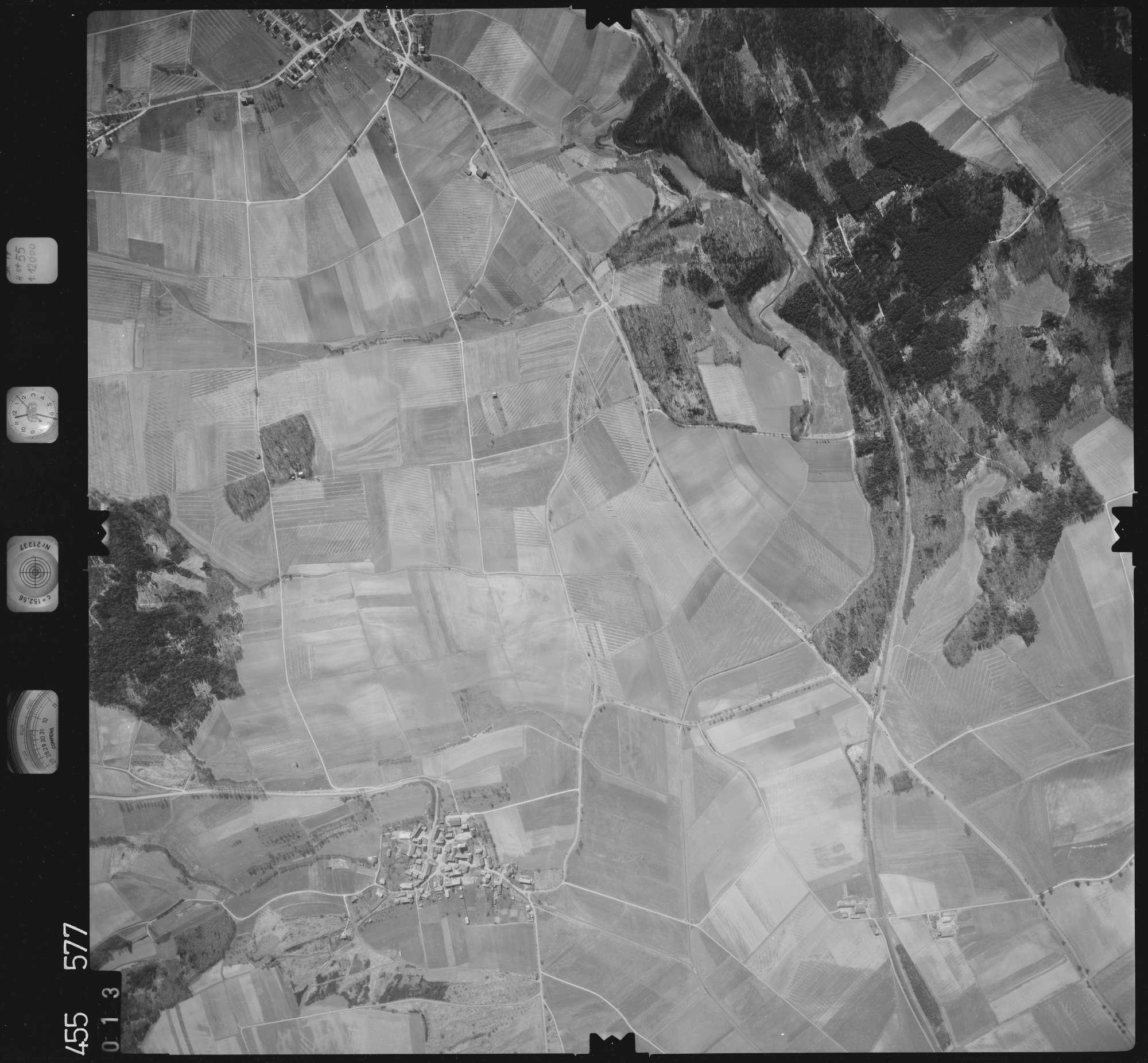Luftbild: Film 17 Bildnr. 13, Bild 1