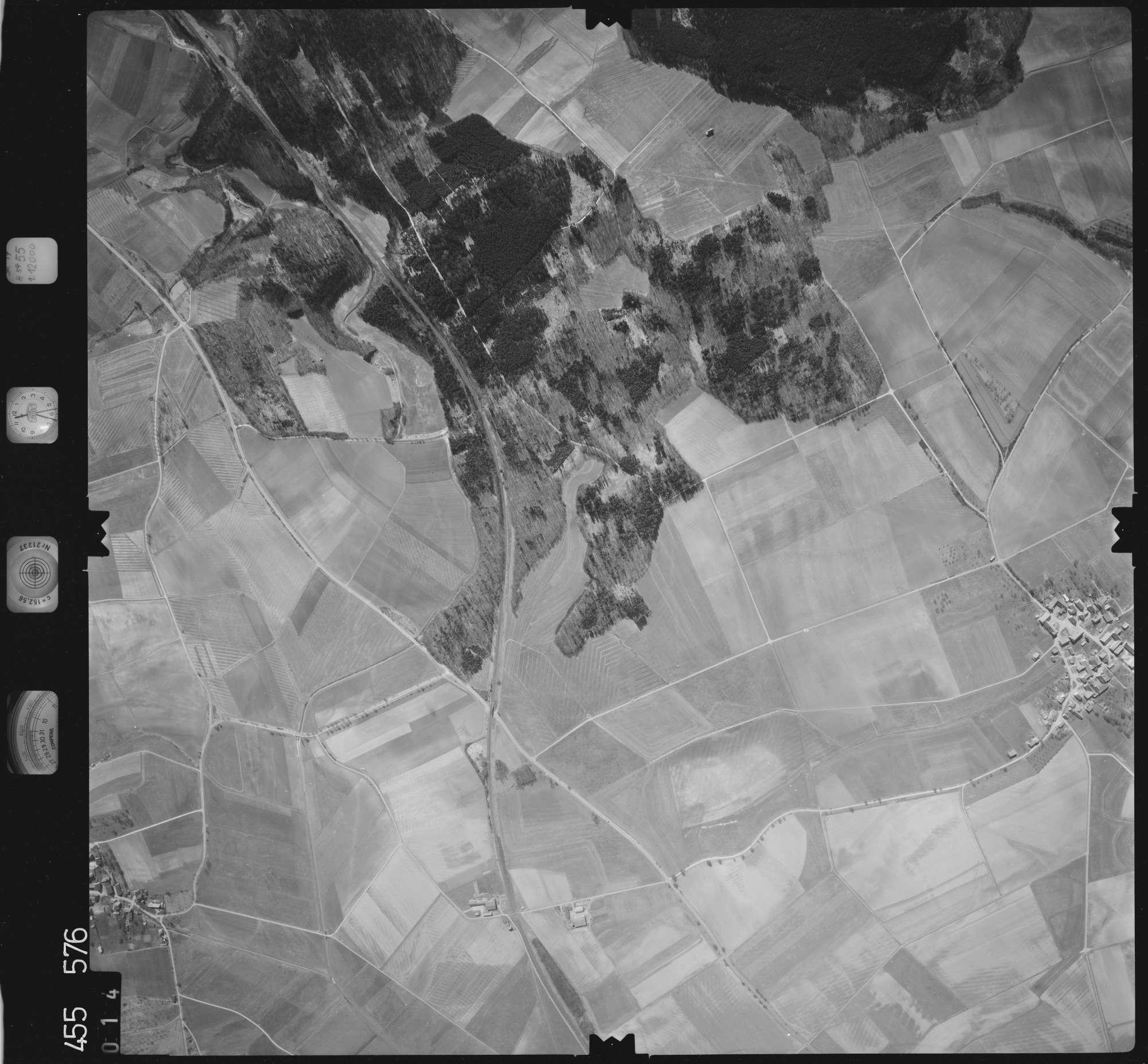 Luftbild: Film 17 Bildnr. 14, Bild 1