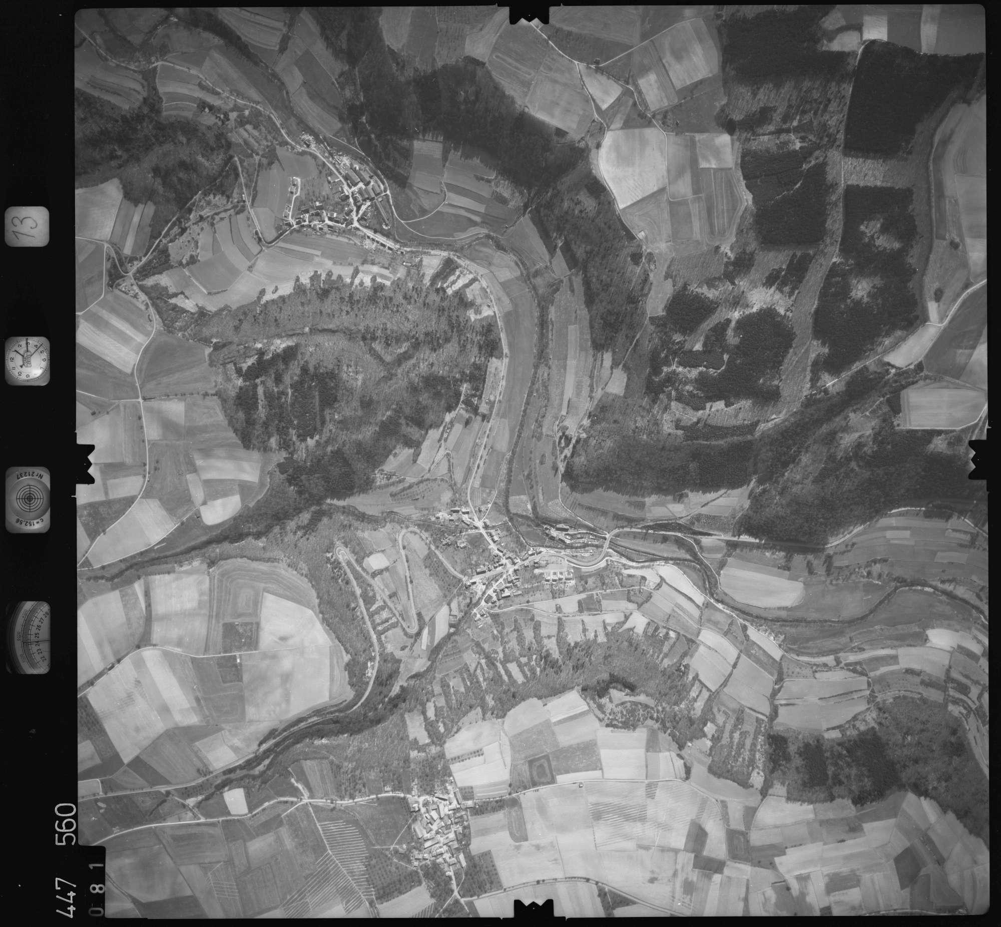 Luftbild: Film 13 Bildnr. 81, Bild 1