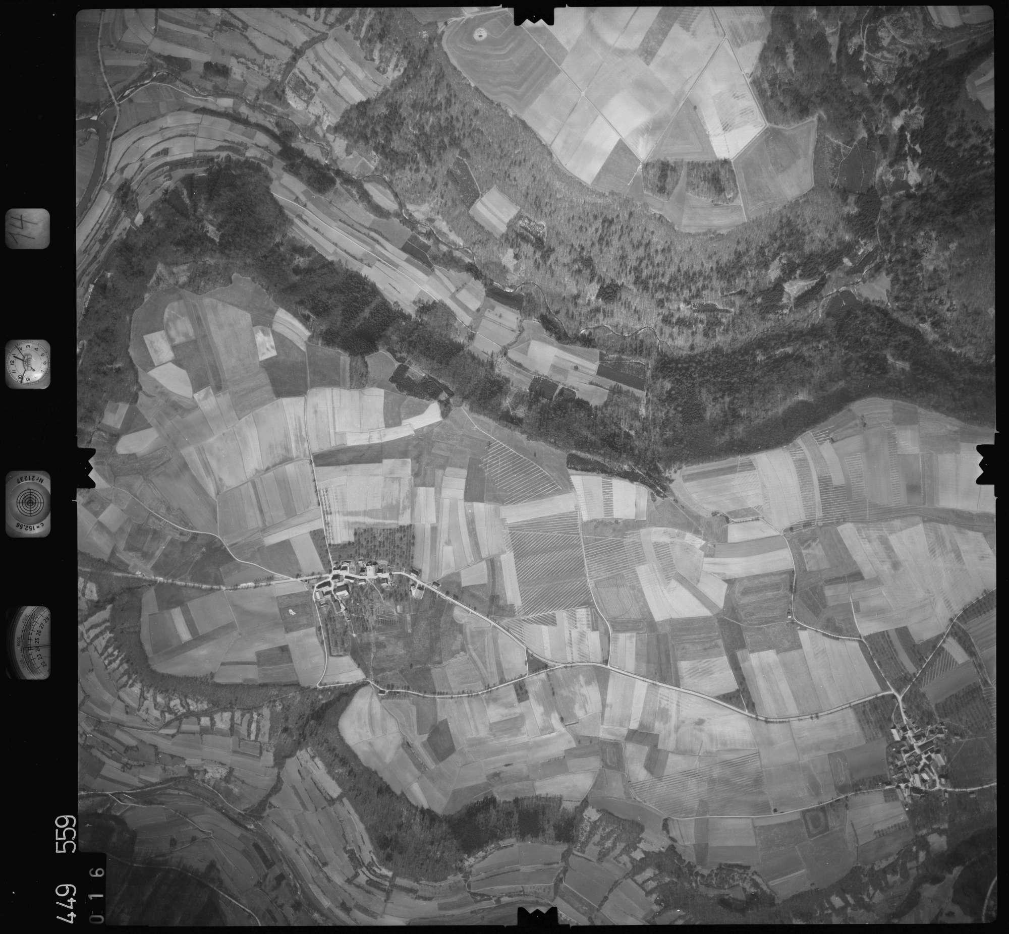 Luftbild: Film 14 Bildnr. 16, Bild 1