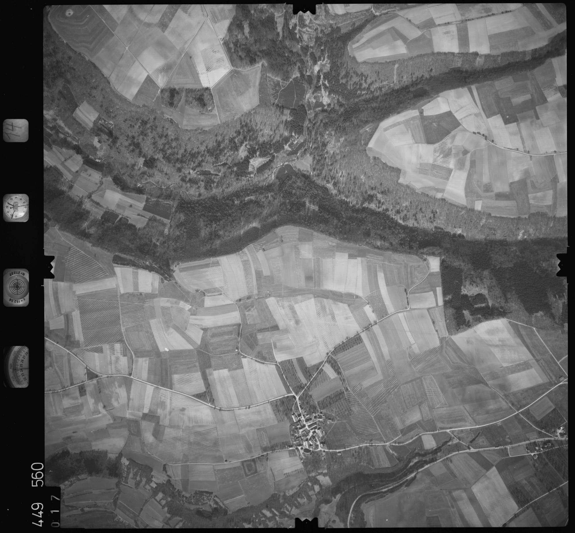 Luftbild: Film 14 Bildnr. 17, Bild 1