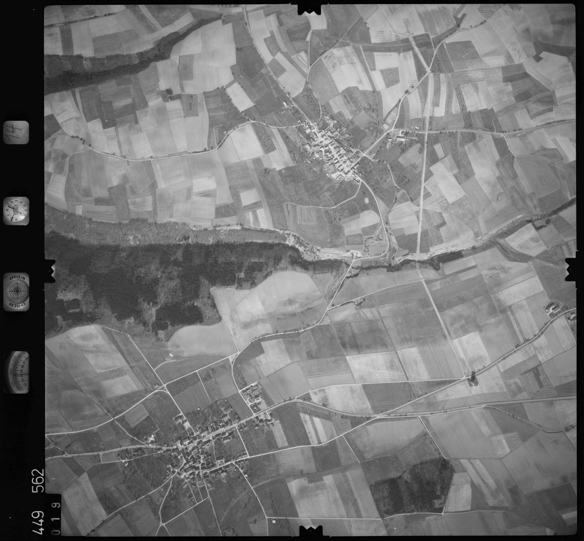 Luftbild: Film 14 Bildnr. 19, Bild 1