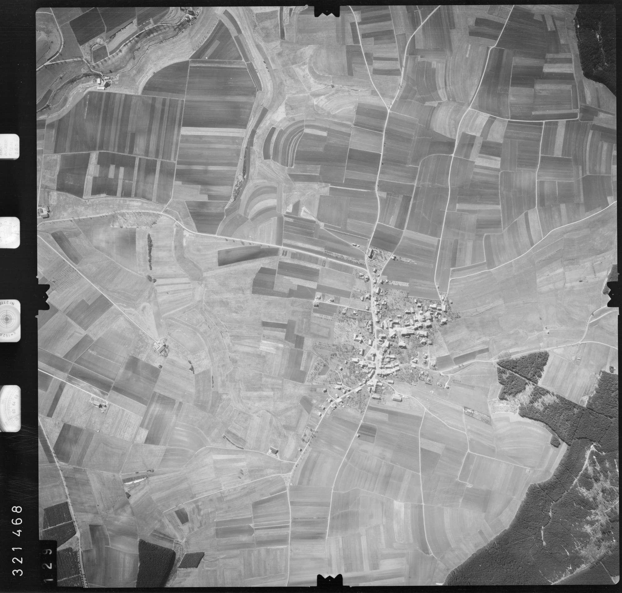 Luftbild: Film 53 Bildnr. 129, Bild 1